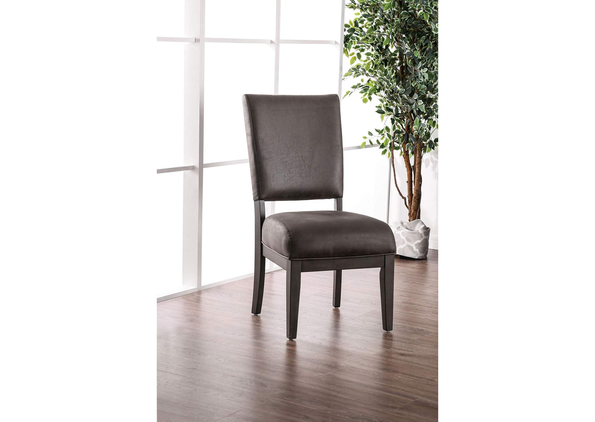 Irving Side Chair (Set of 2),Furniture of America