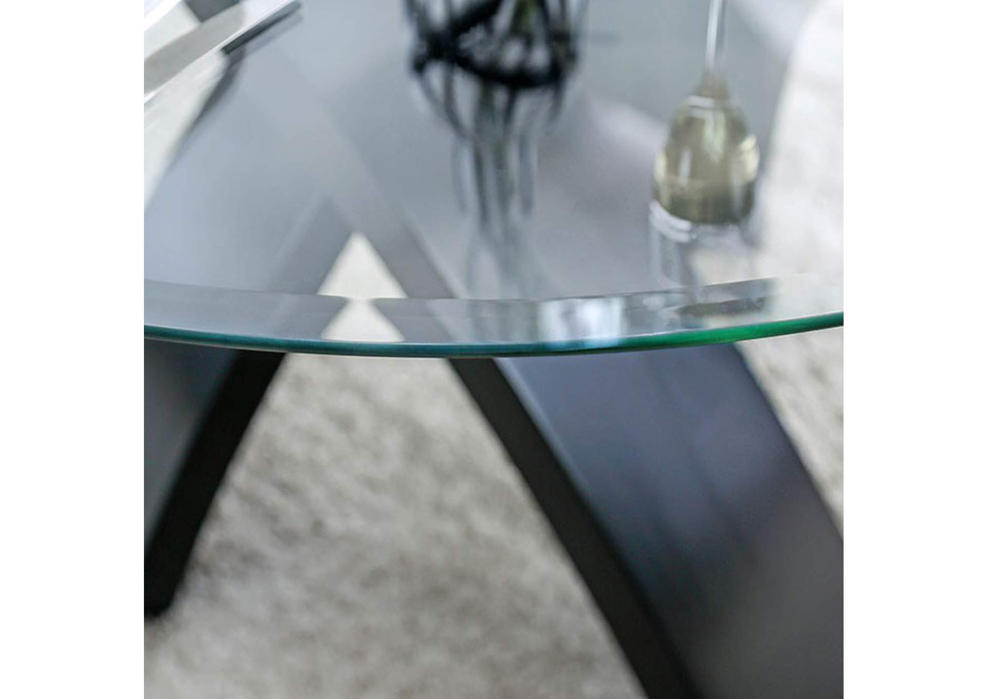 Jasmin Dining Table,Furniture of America