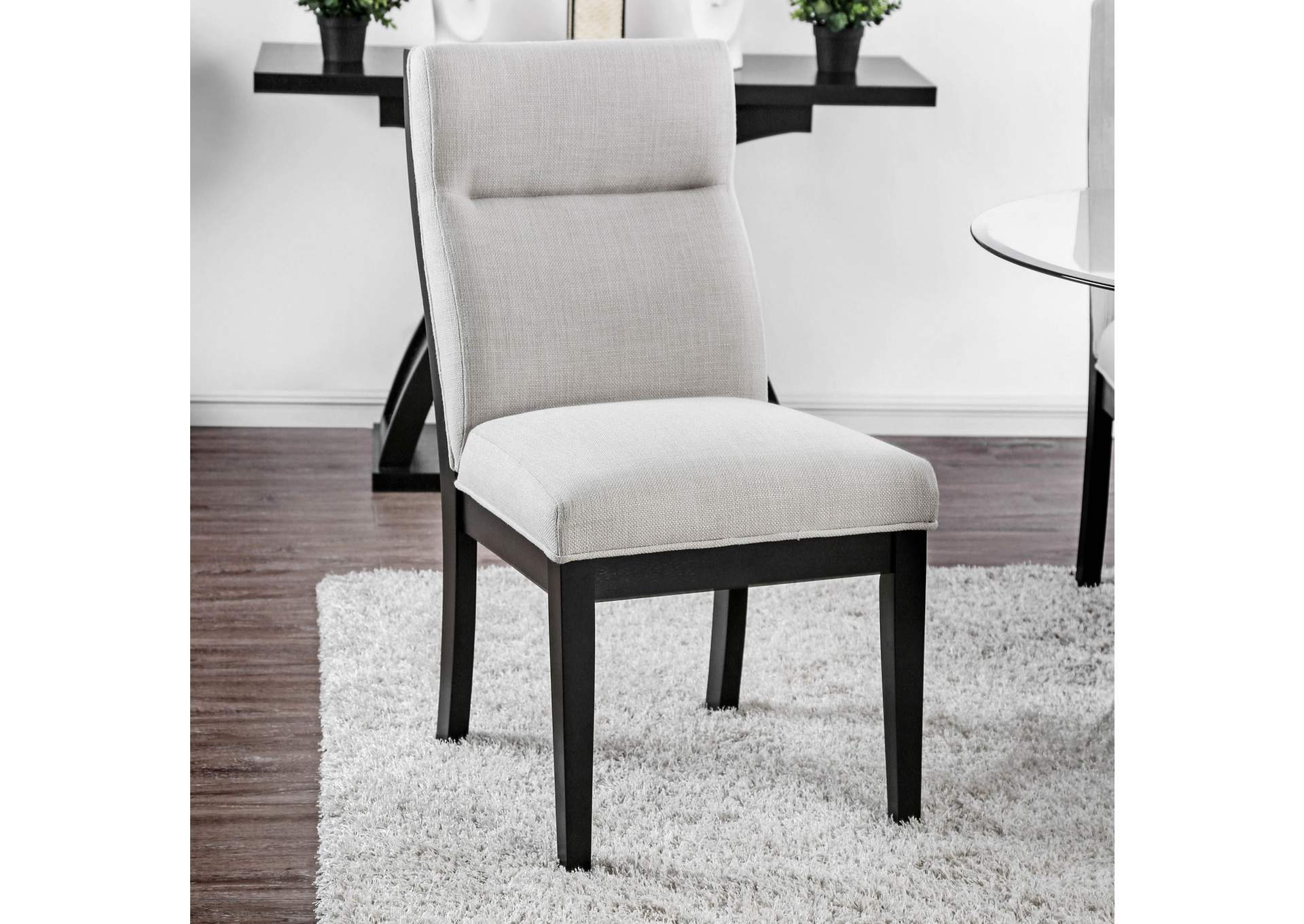 Jasmin Side Chair (Set of 2),Furniture of America