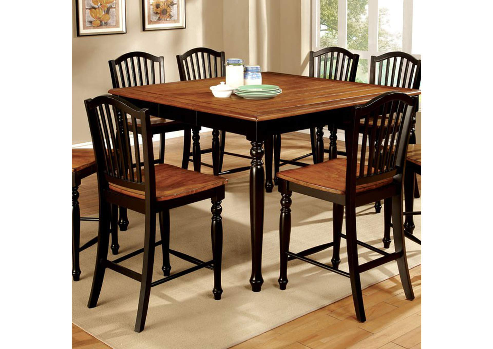 Mayville Counter Height Table,Furniture of America