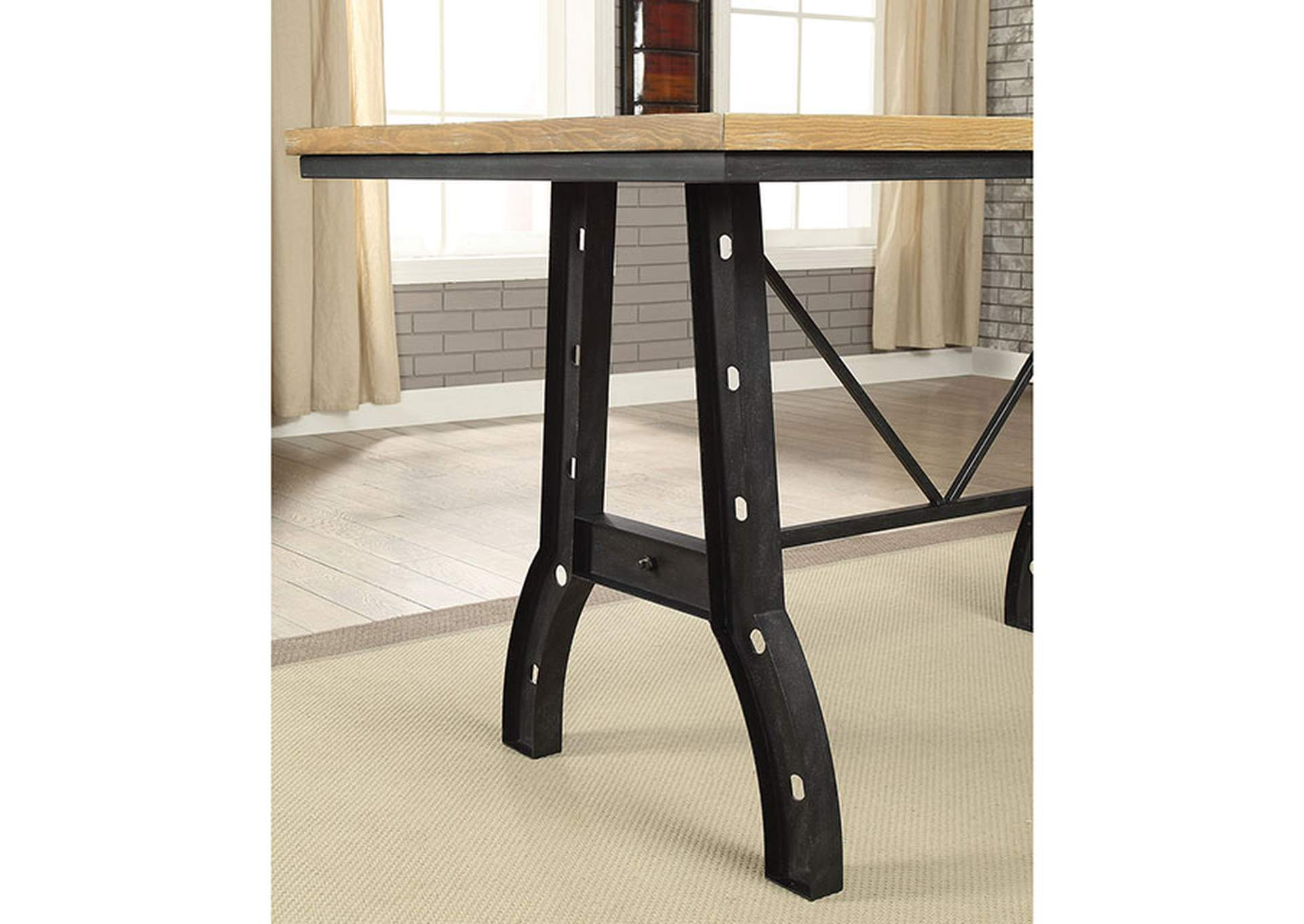 Kirstin Counter Height Table,Furniture of America