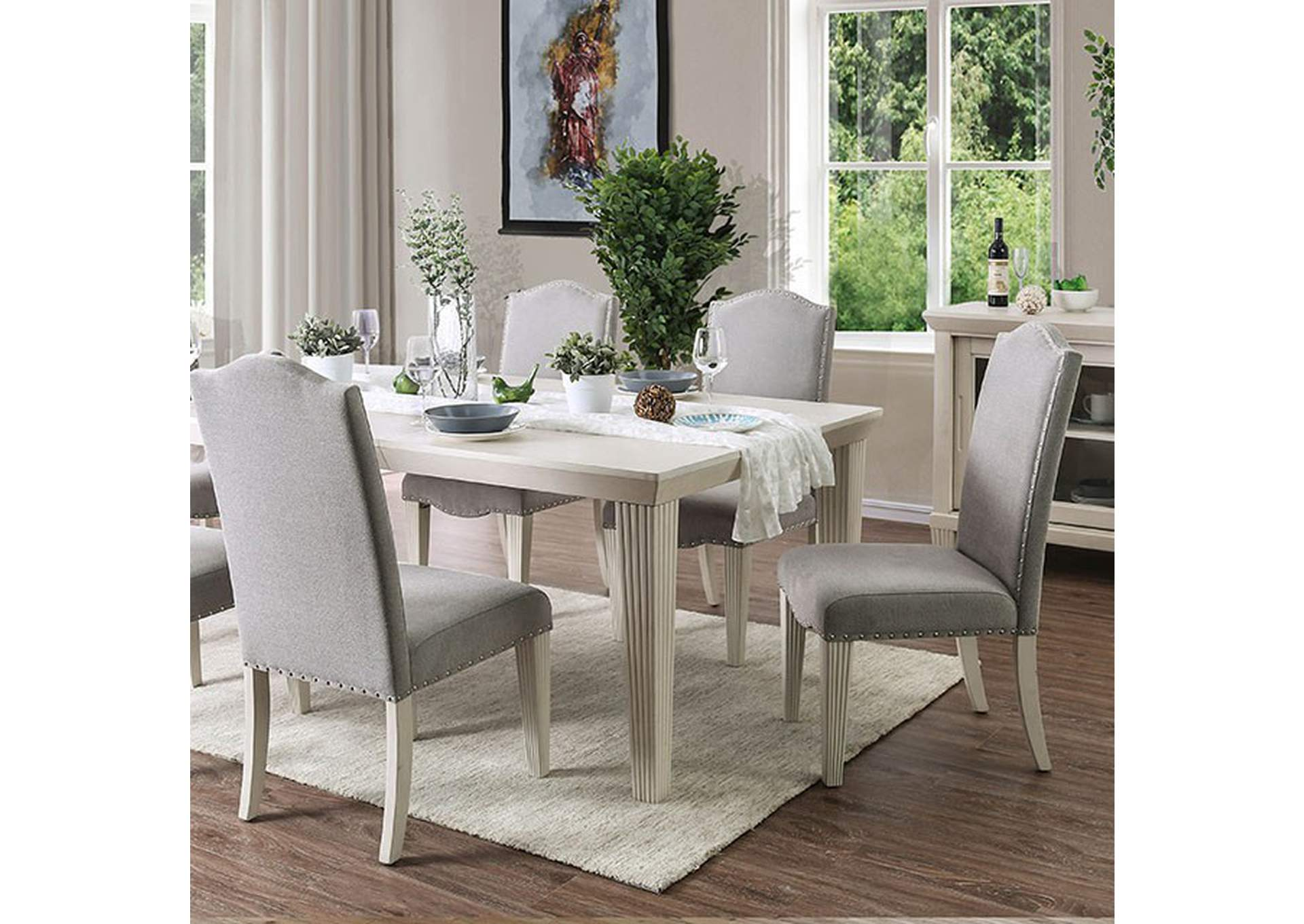 Daniella Dining Table,Furniture of America