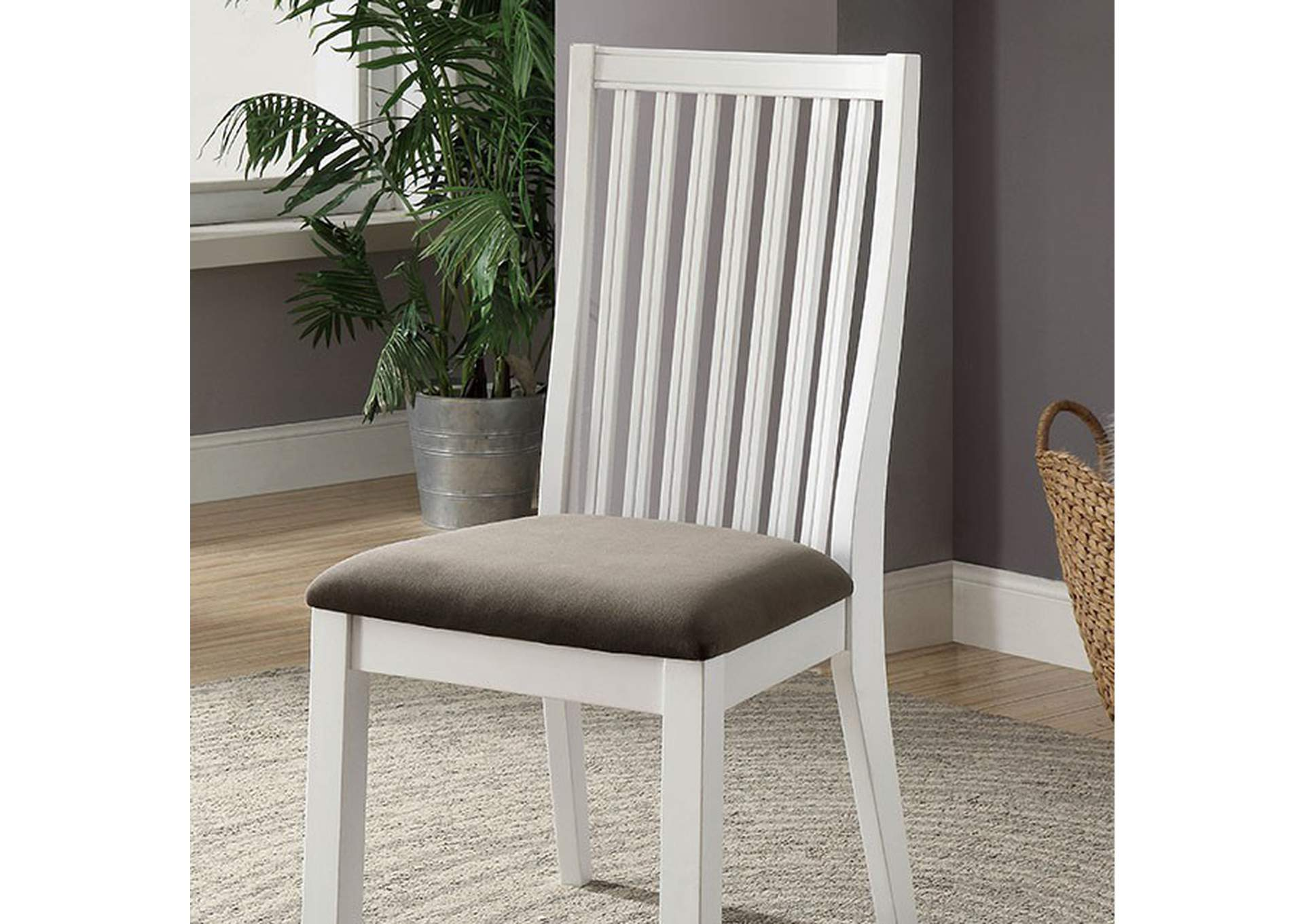 Kathleen Side Chair (Set of 2),Furniture of America