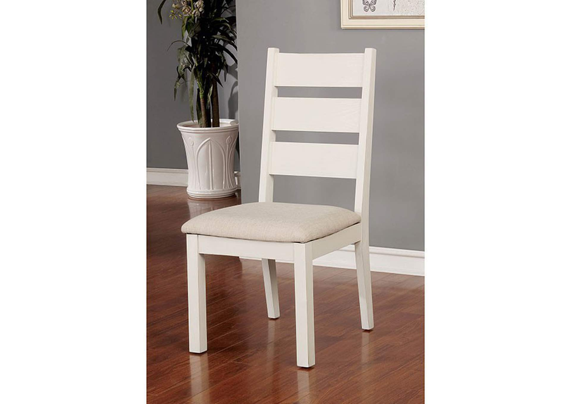 Glenfield Side Chair (Set of 2),Furniture of America