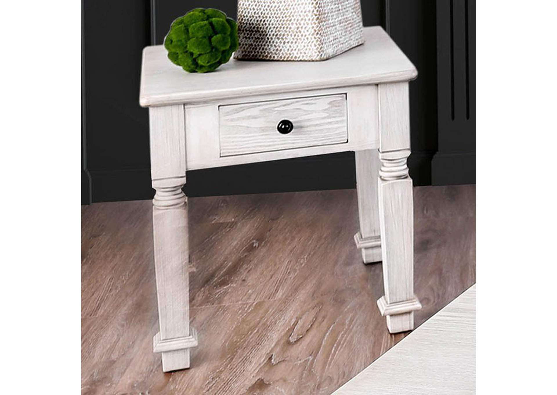 Joliet End Table,Furniture of America