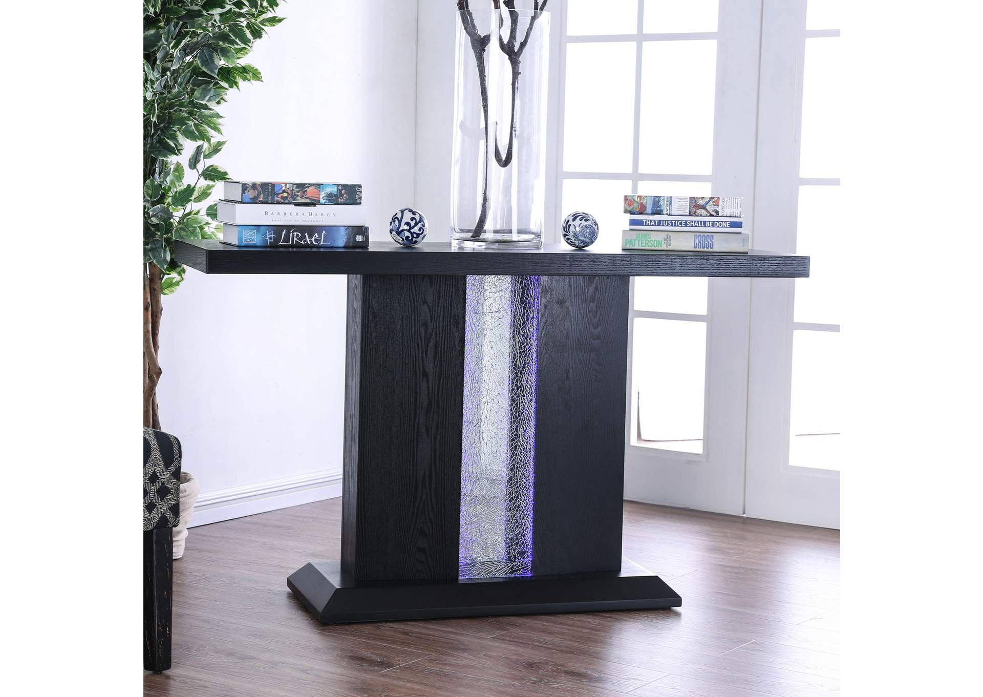 Tobias Console Table,Furniture of America