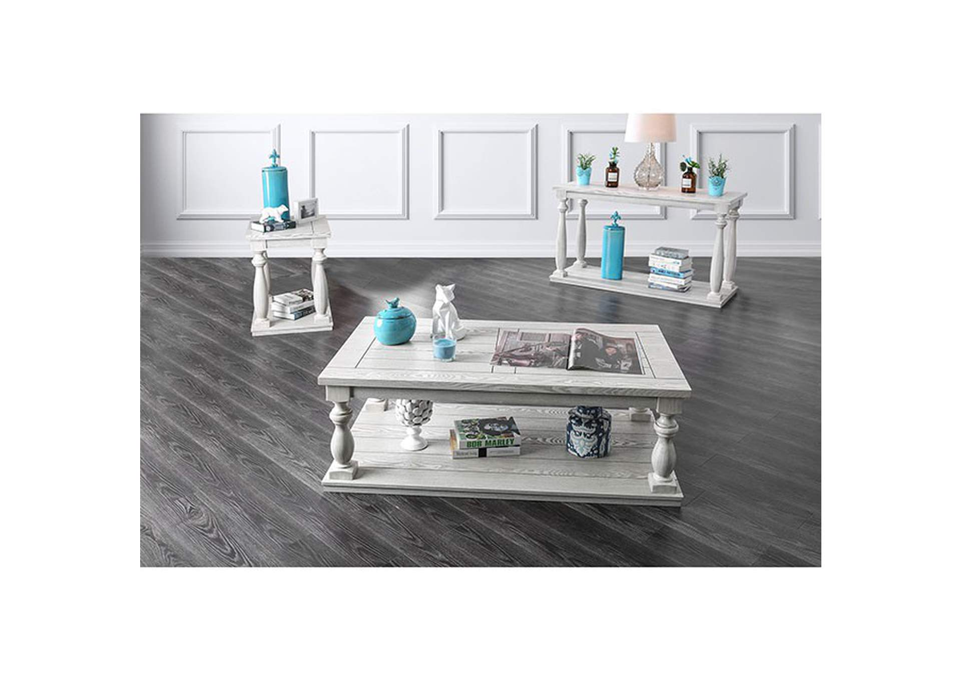 Arlington Coffee Table,Furniture of America