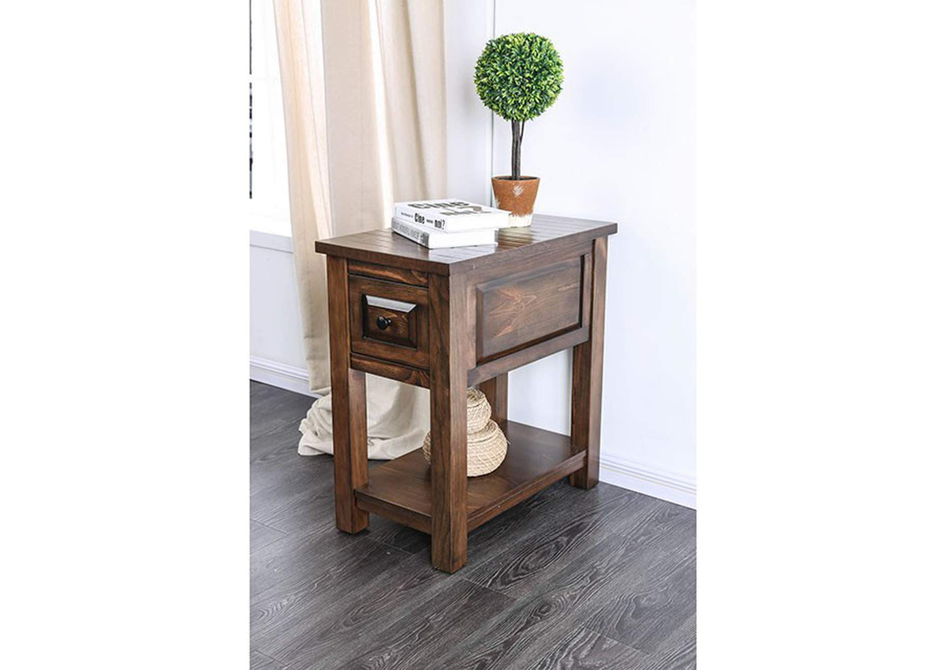 Annabel Side Table,Furniture of America