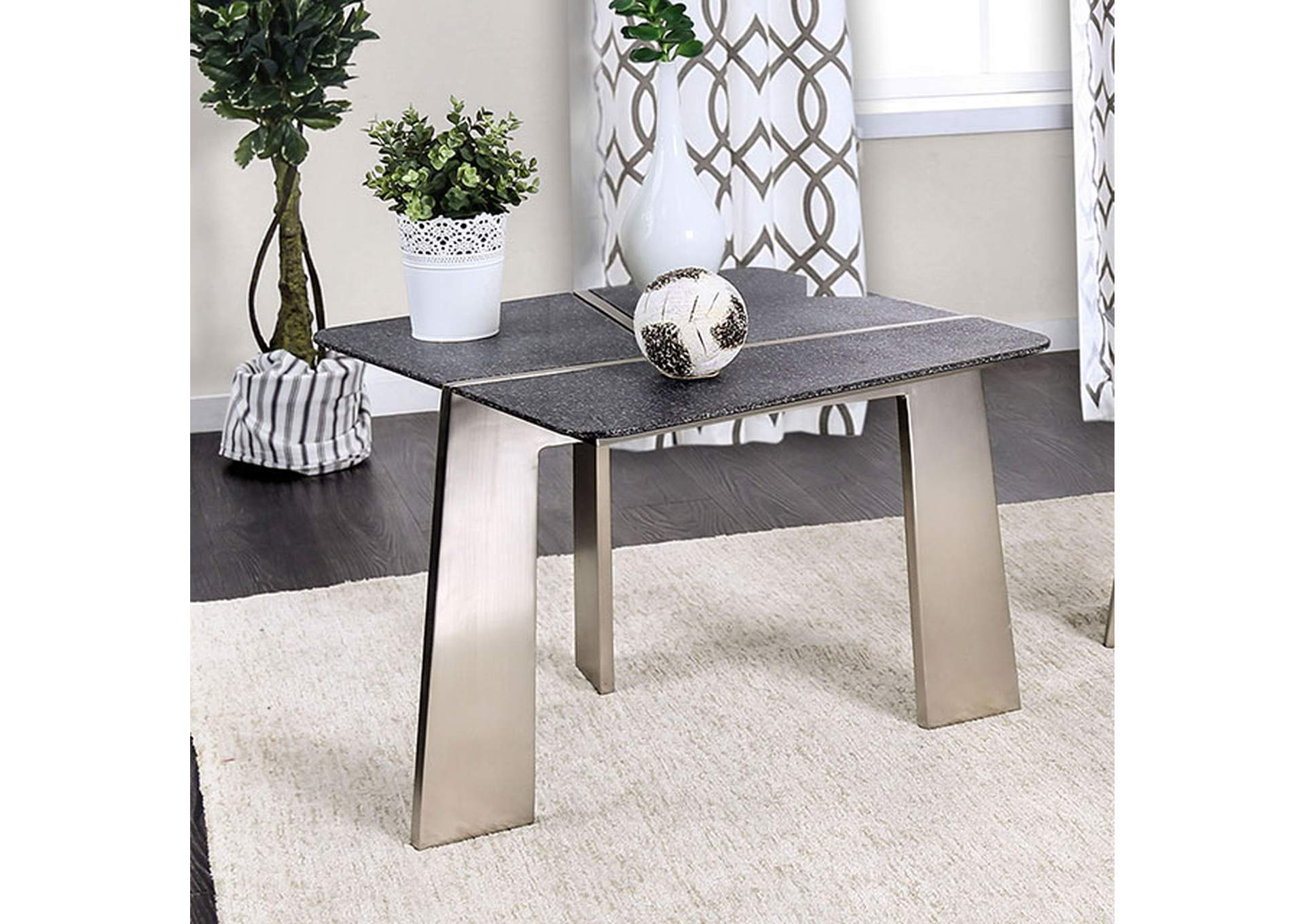 Shannon End Table,Furniture of America