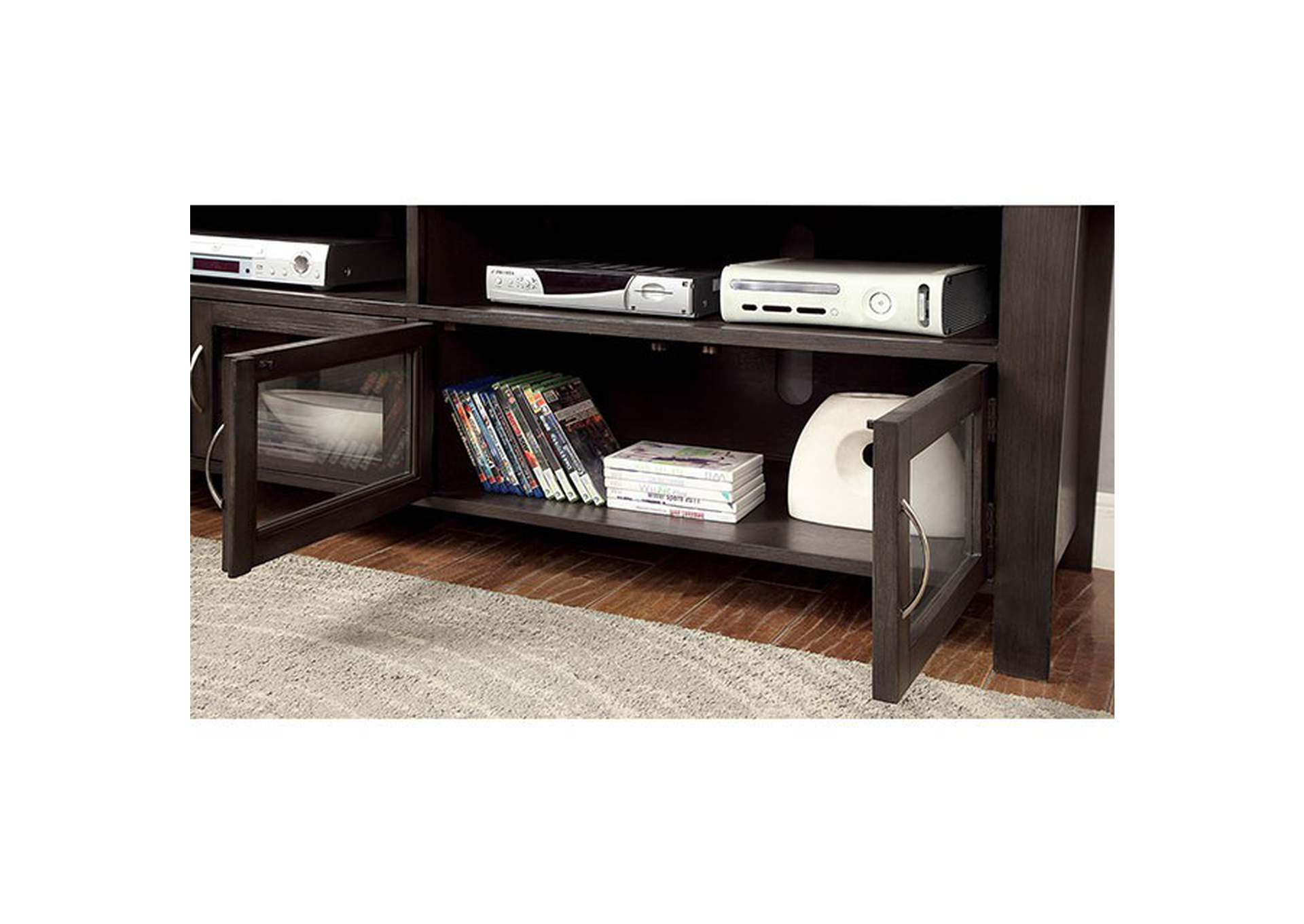 "Alma Gray 72"" Tv Stand,Furniture of America"