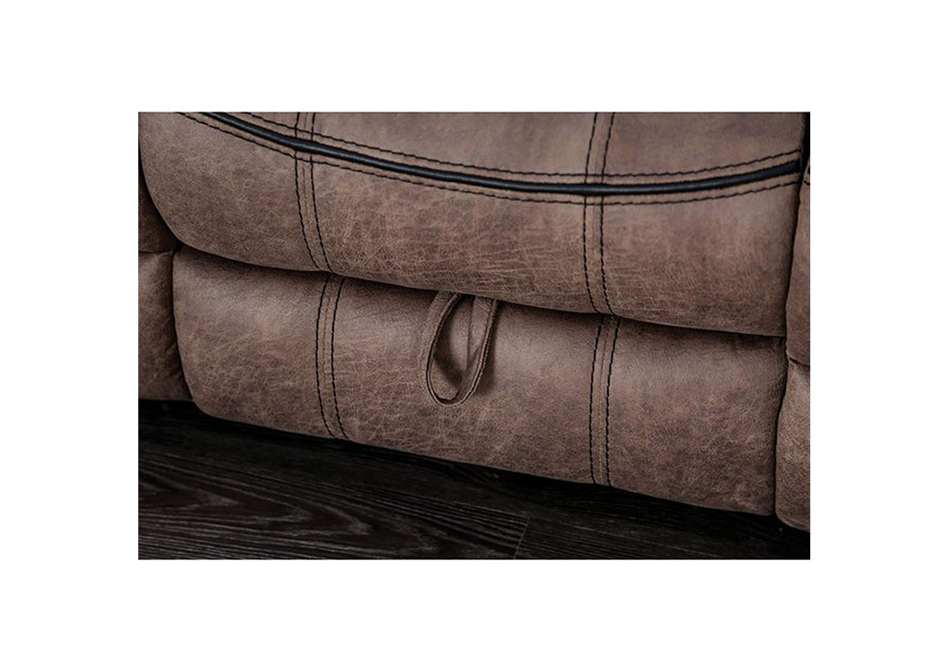 Celia Brown Sofa,Furniture of America