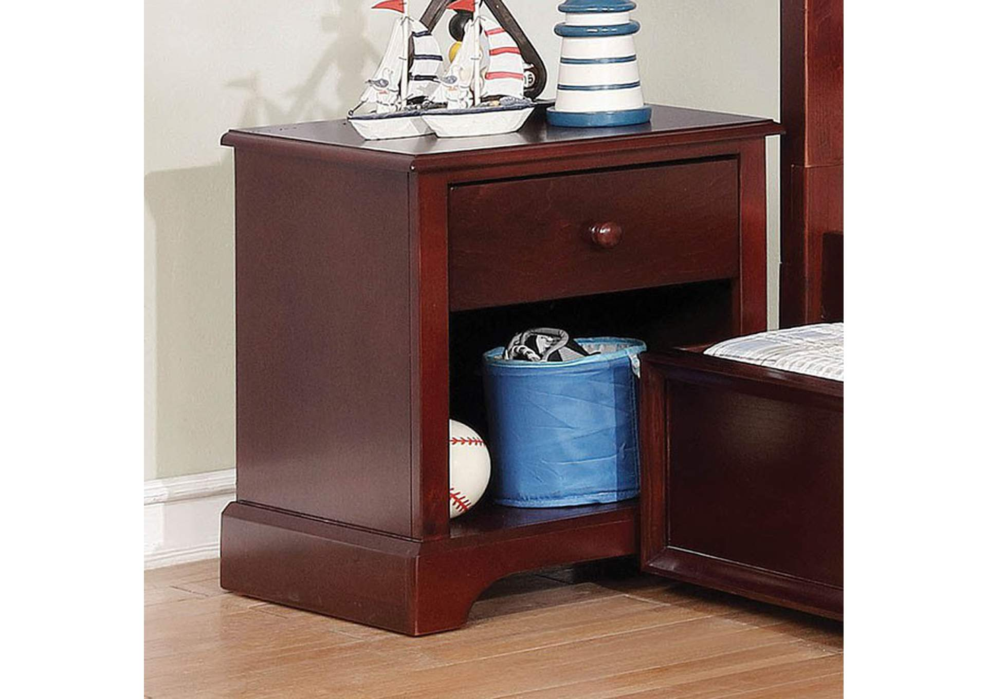 Diane Nightstand,Furniture of America