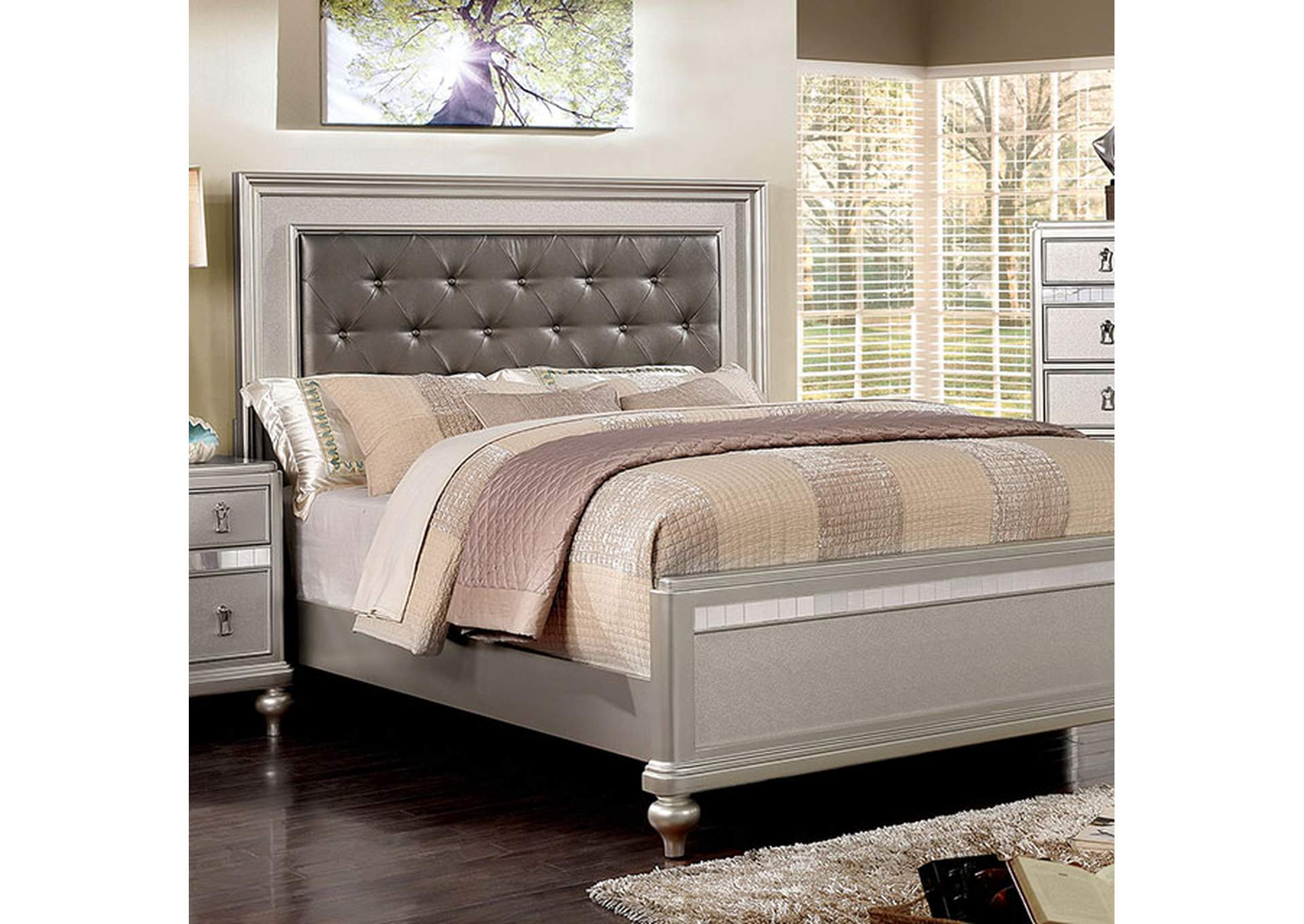 Avior Queen Bed,Furniture of America