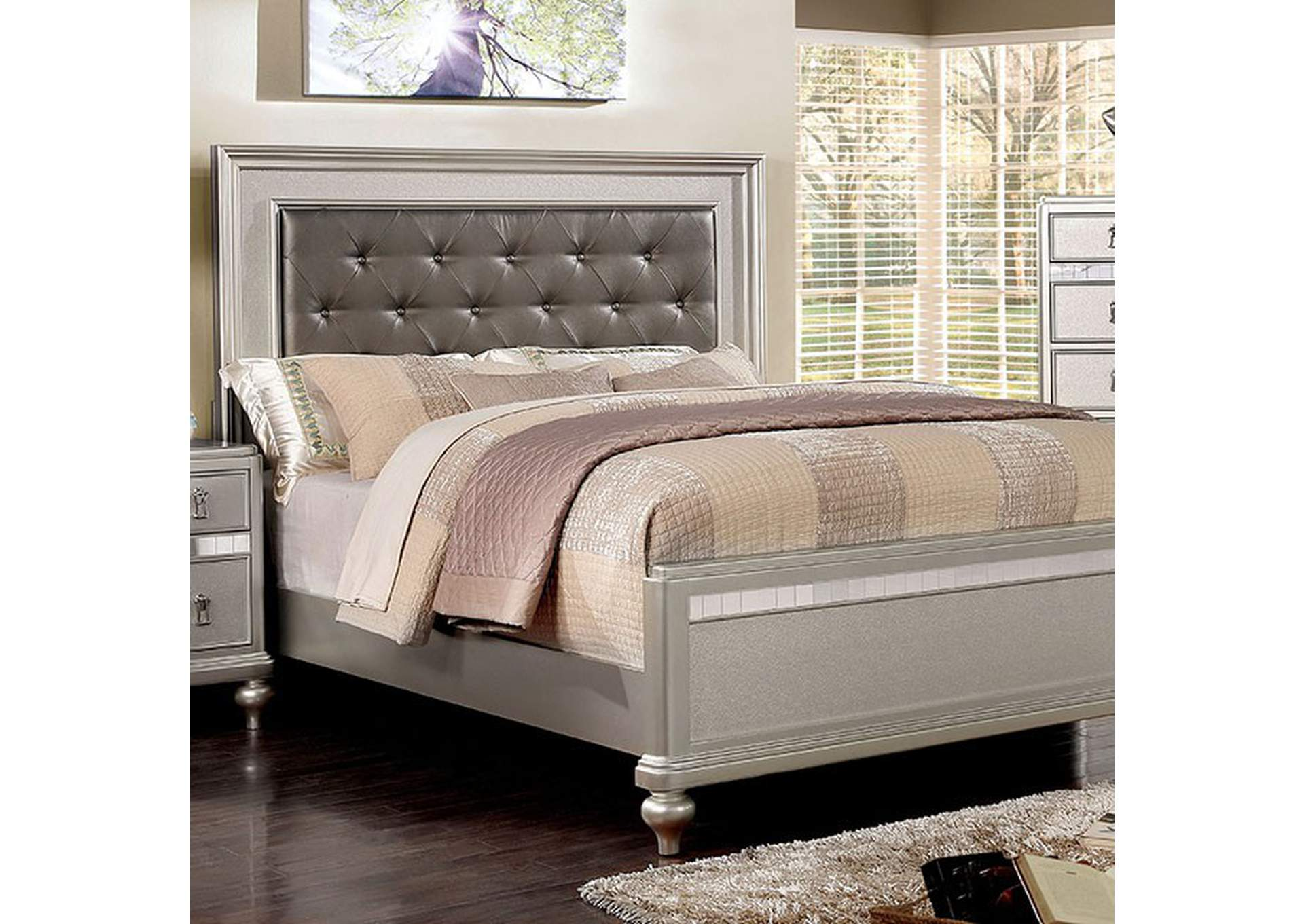 Avior Full Bed,Furniture of America