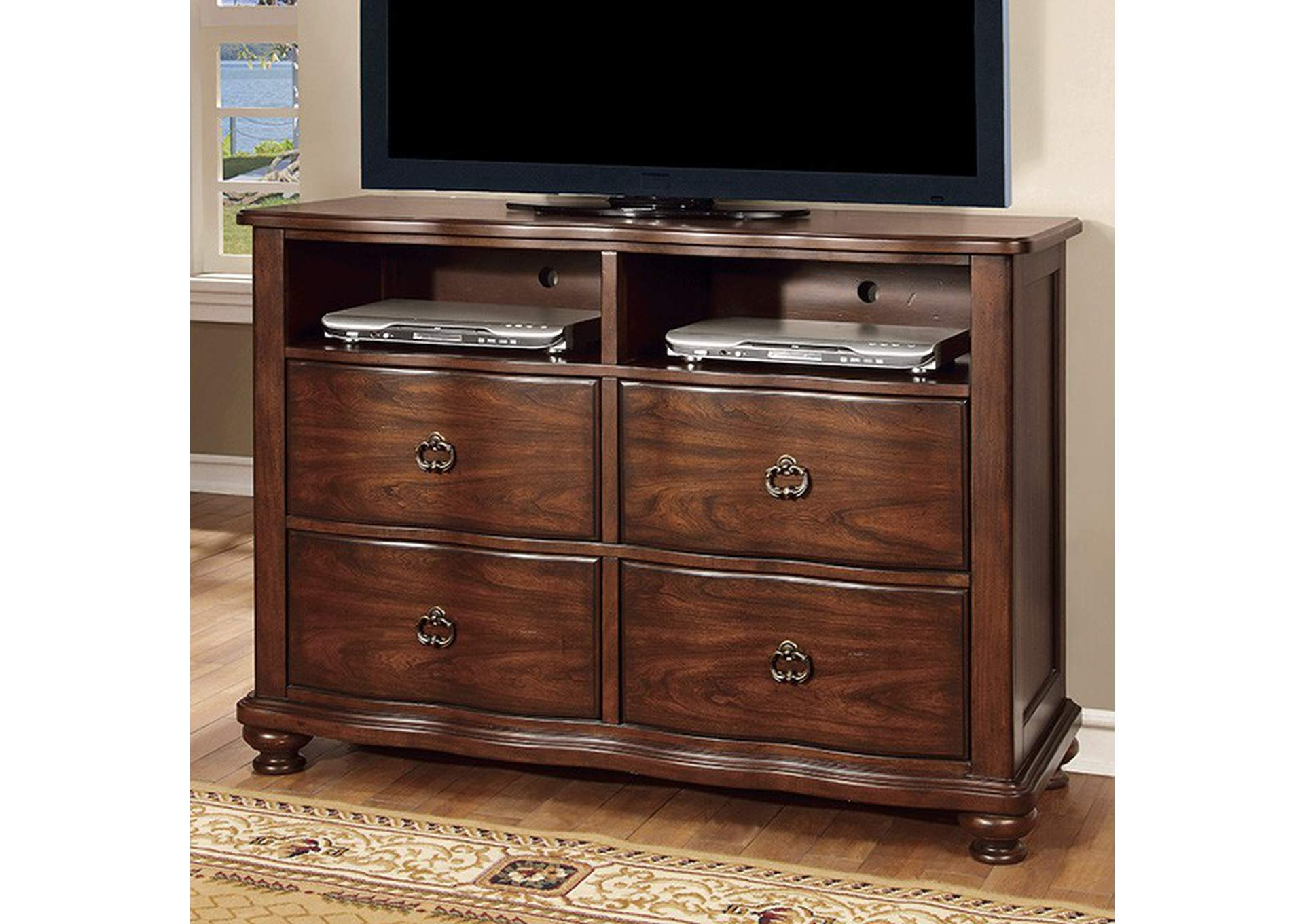 Bellavista Media Chest,Furniture of America