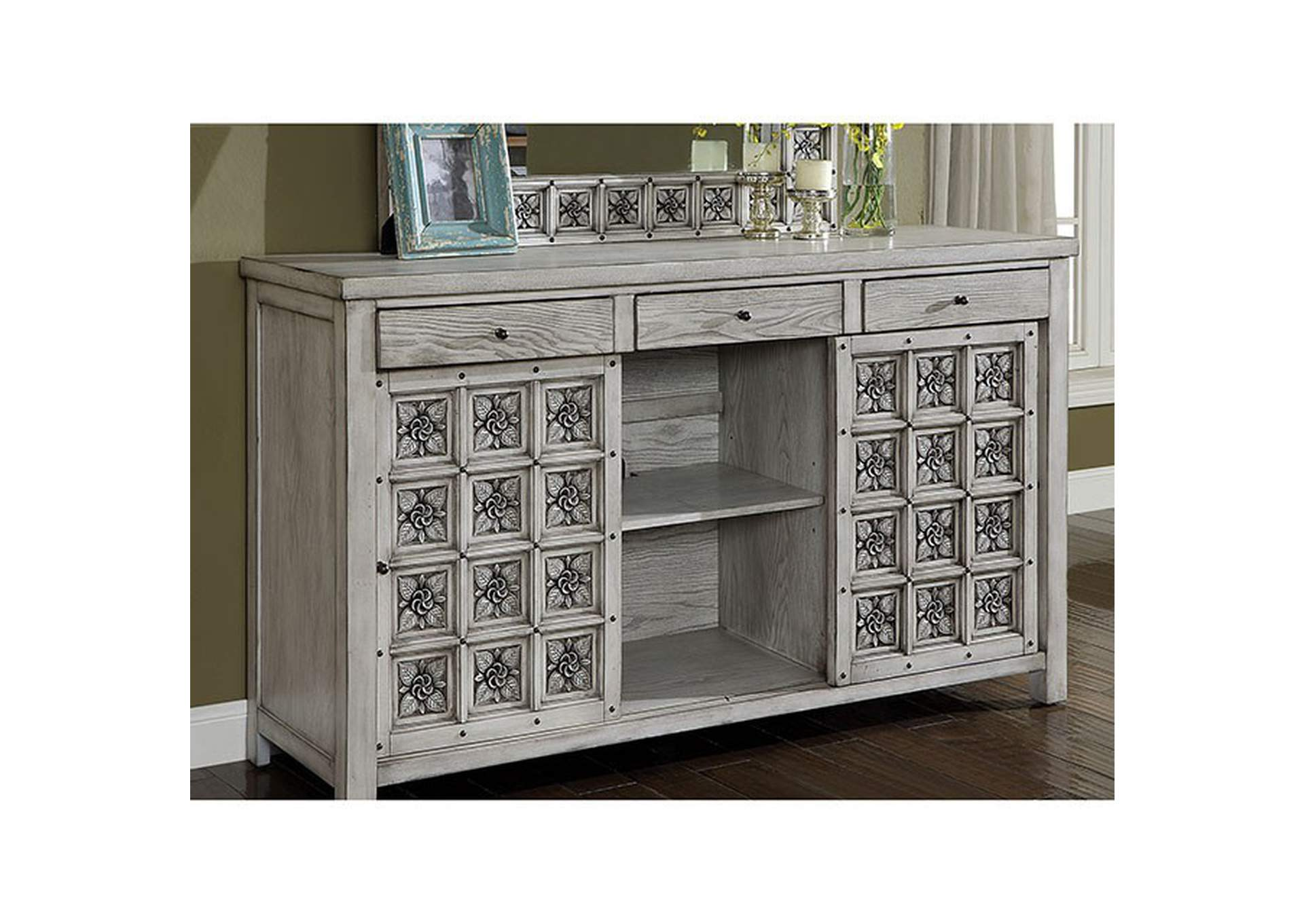 Pantaleon Dresser,Furniture of America