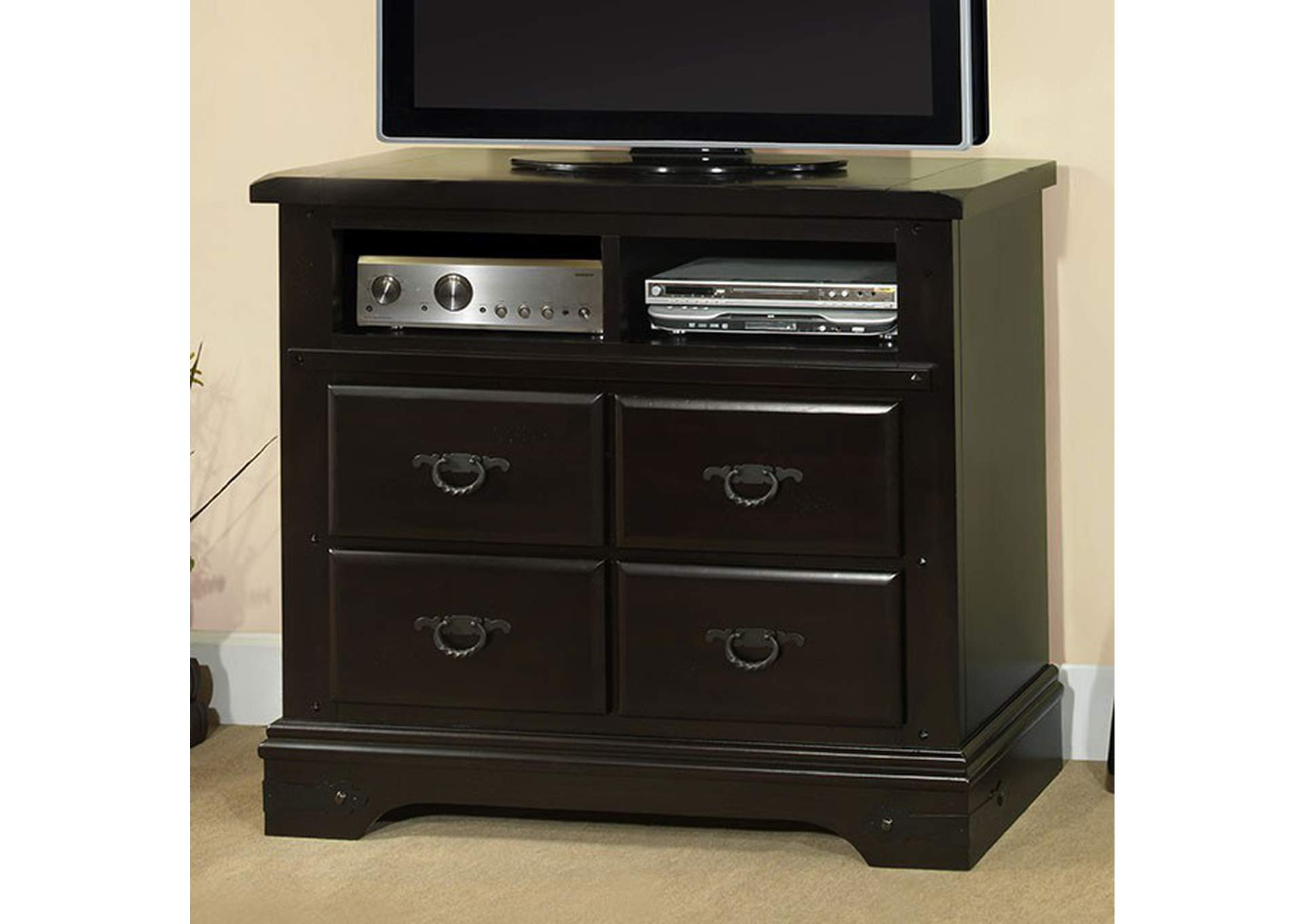 Sonoma Media Chest,Furniture of America