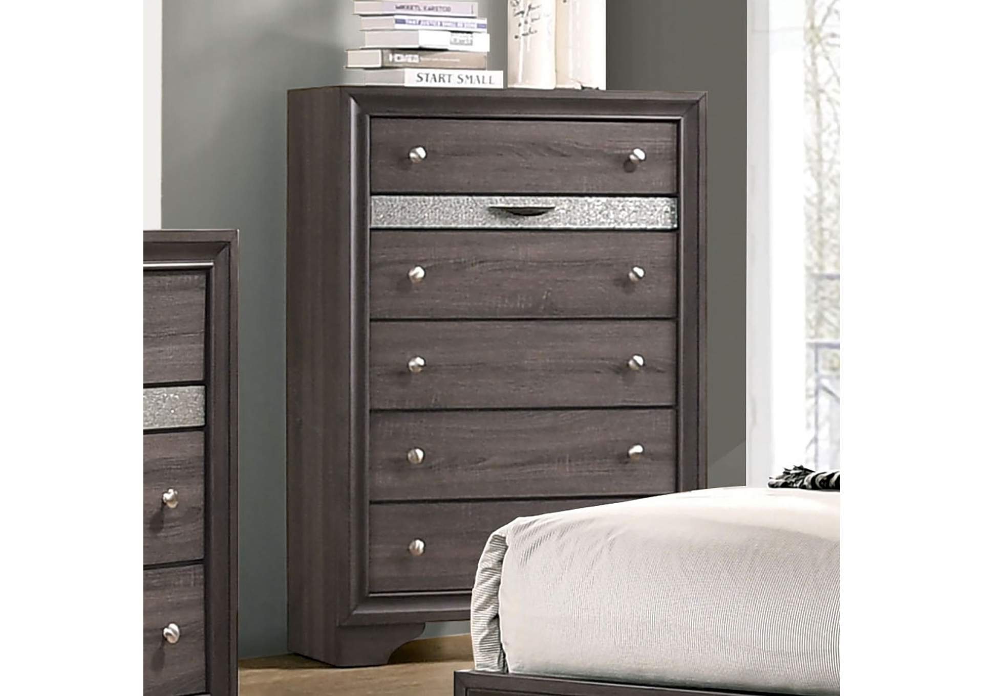 Chrissy Gray Chest,Furniture of America