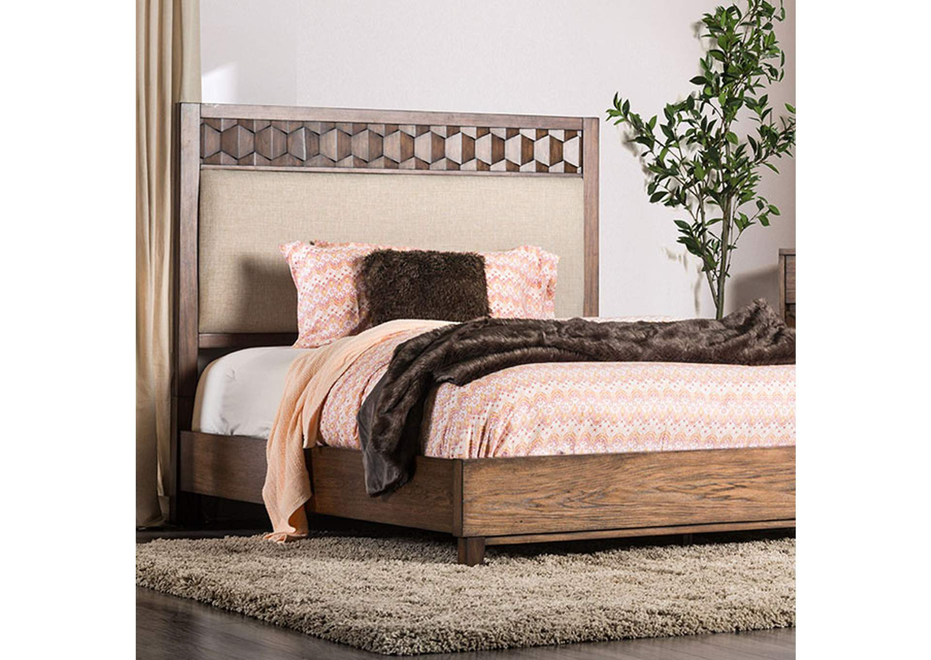 Kallisto Queen Bed,Furniture of America