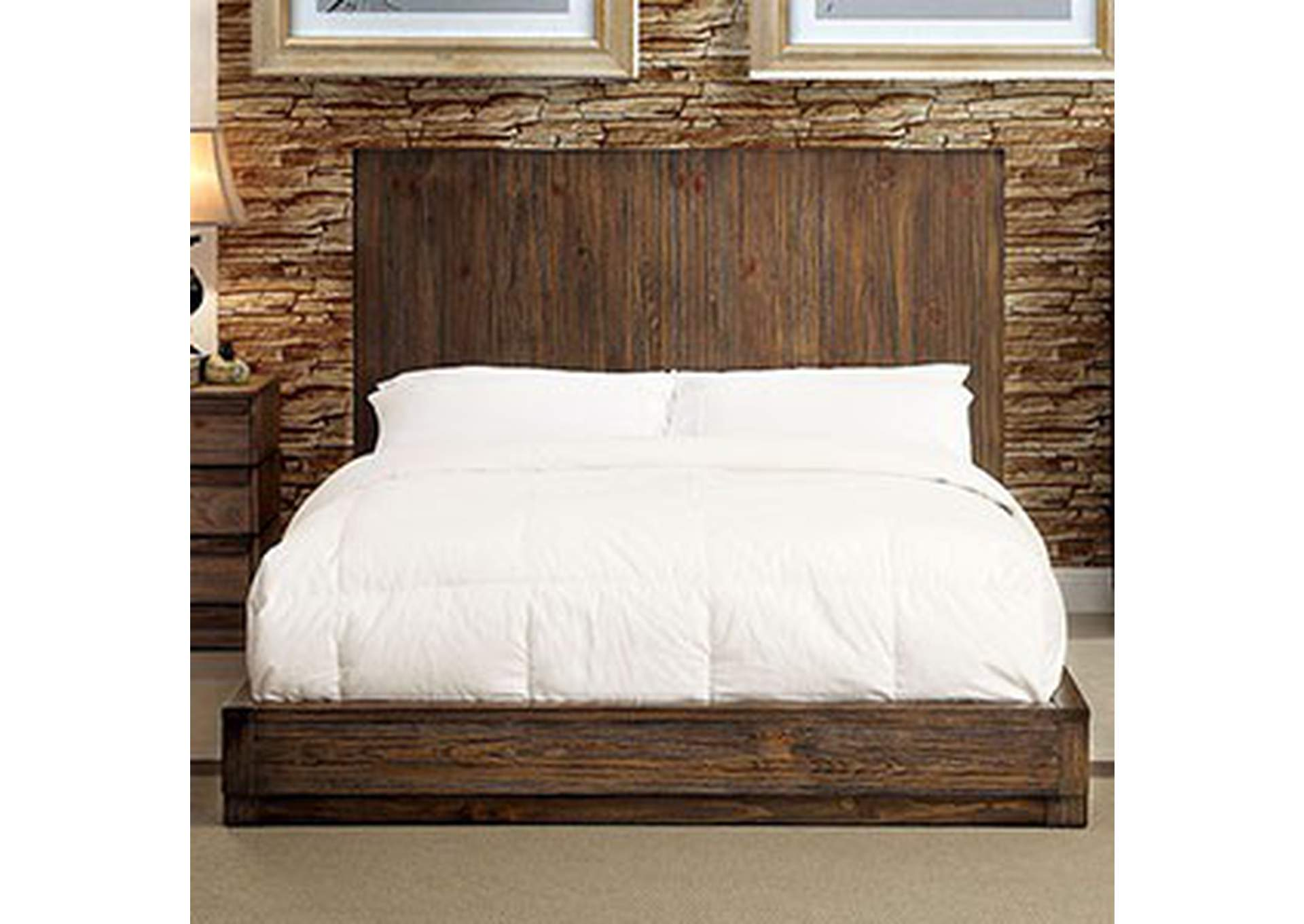 Amarante Queen Bed,Furniture of America