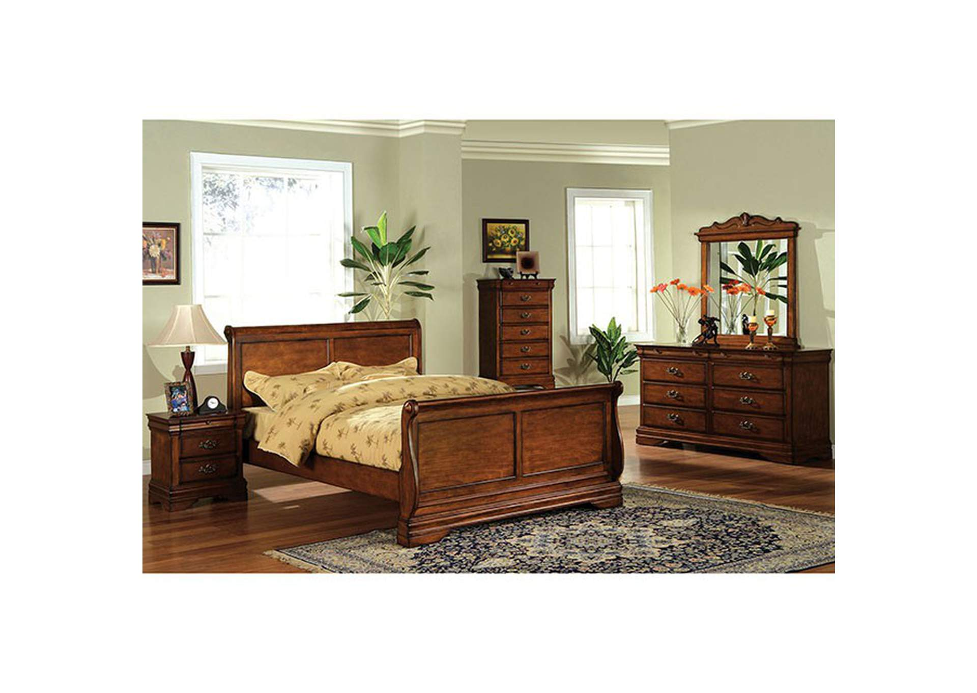 Venice California King Sleigh Bed Quality Rugs Home Furnishings Federal Way Wa