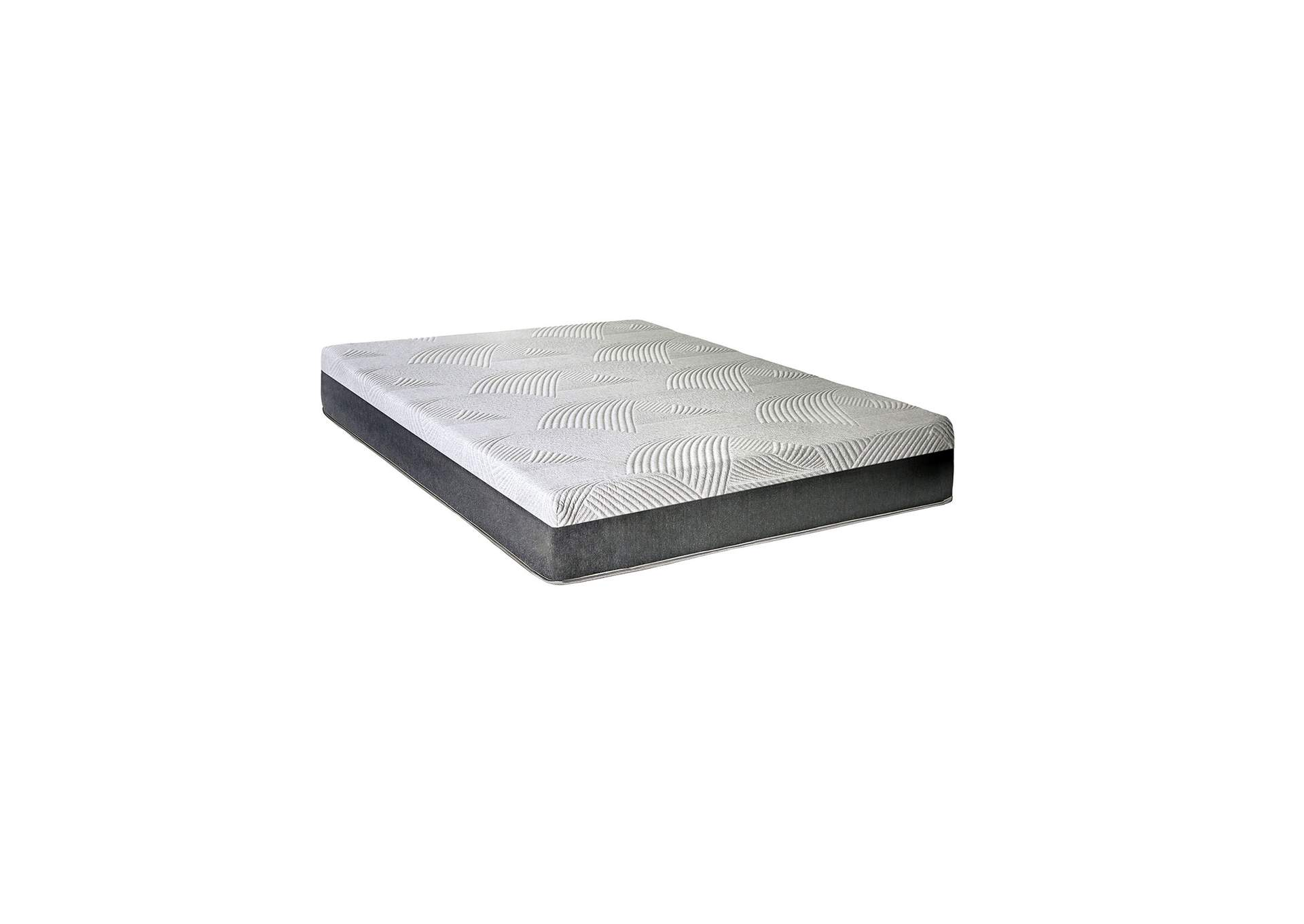Kerria California King Memory Foam Mattress,Furniture of America