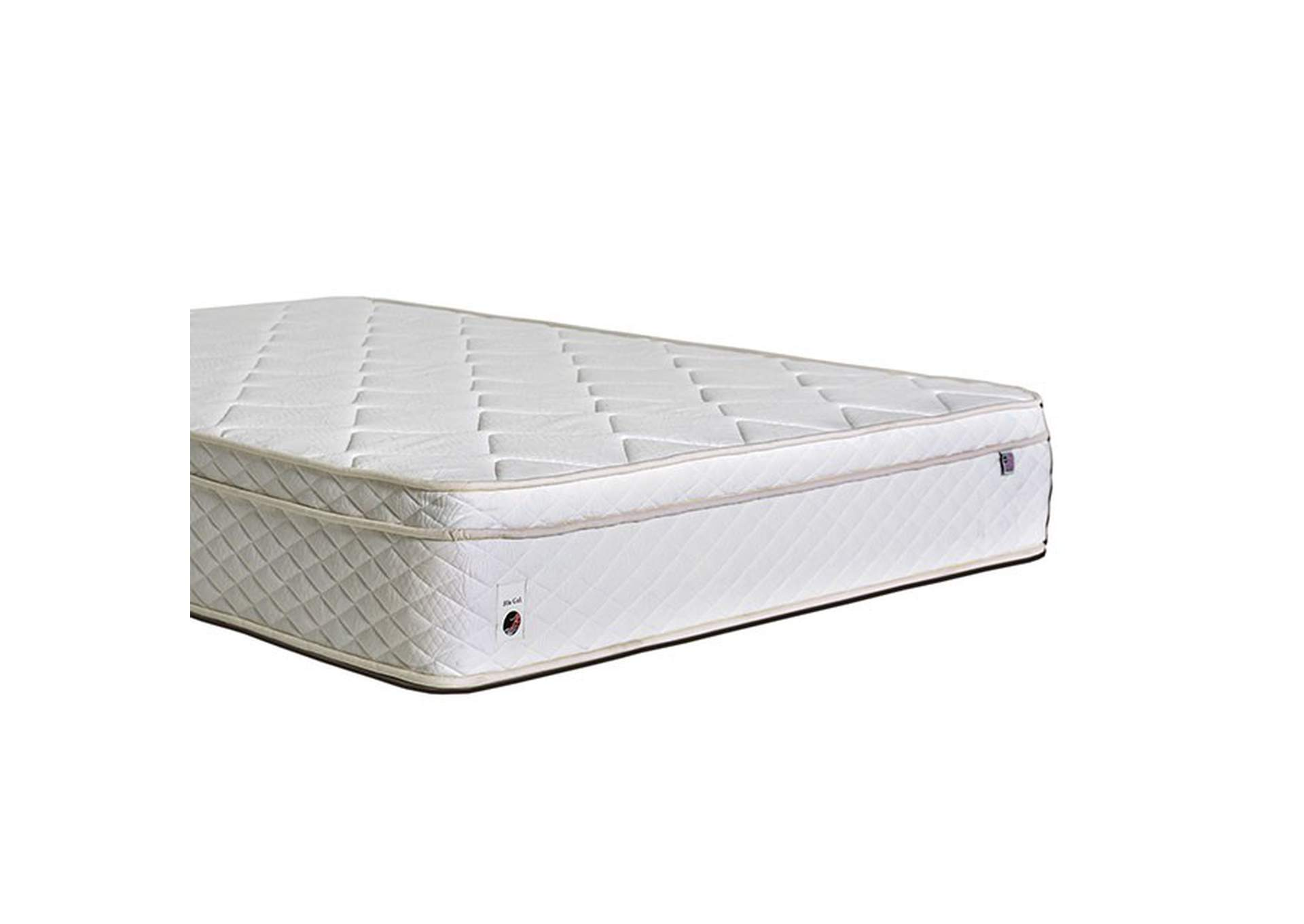 Bougainvilles Twin Mattress,Furniture of America