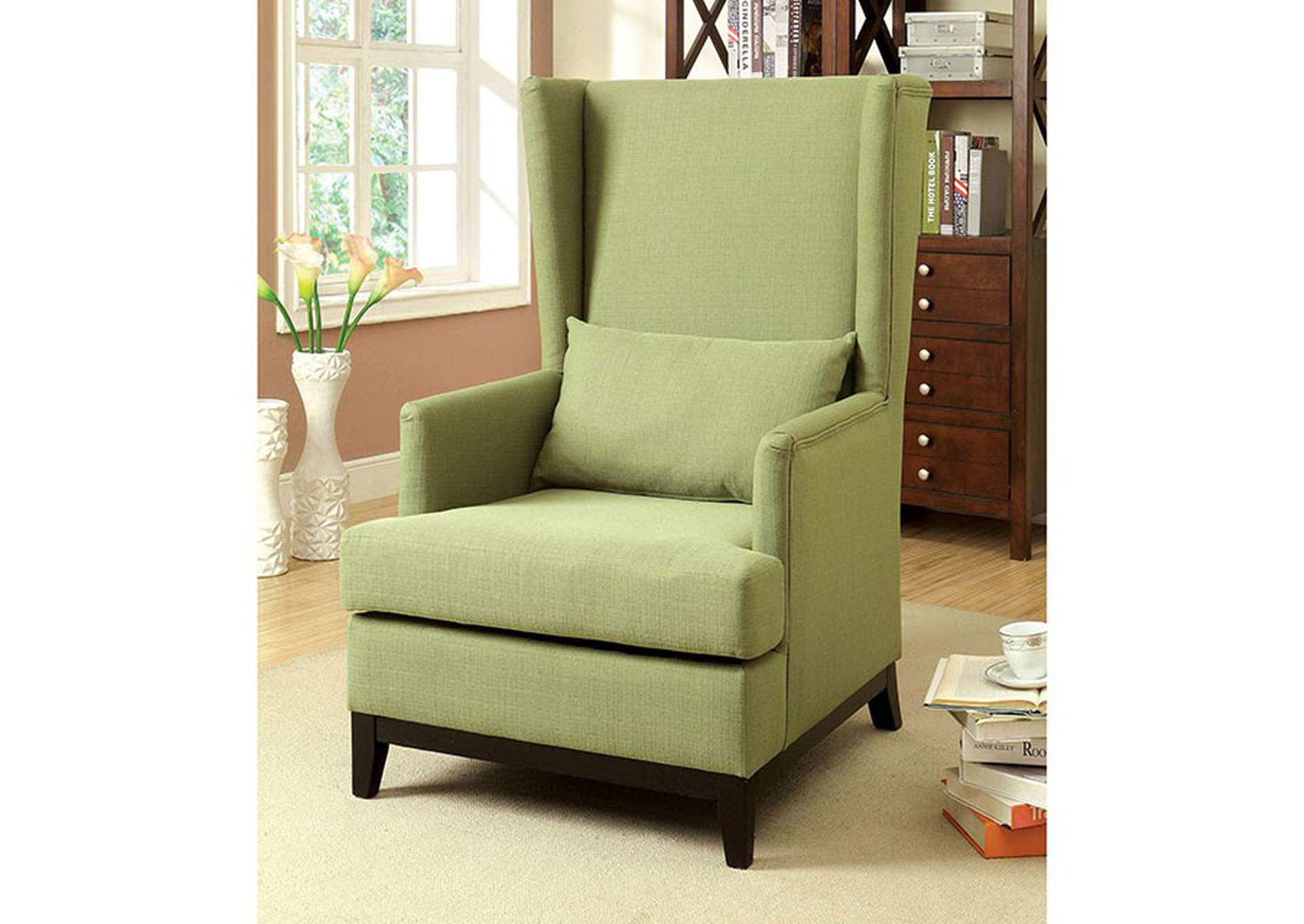 Stafa Accent Chair,Furniture of America