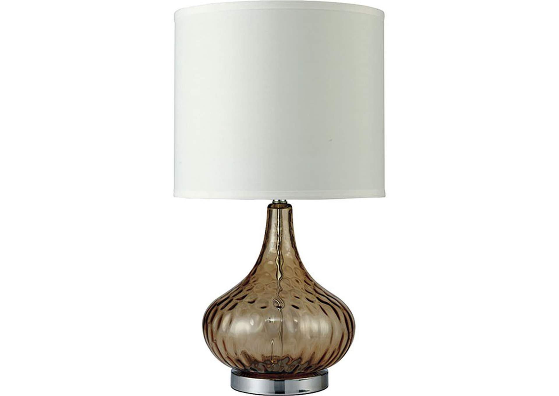 Donna Amber Table Lamp,Furniture of America