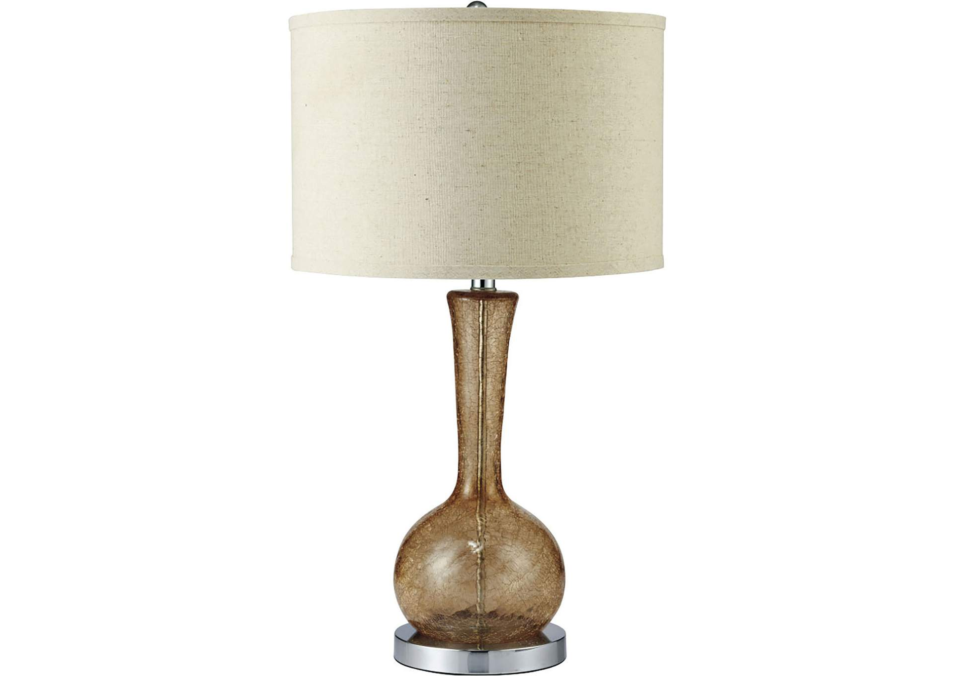 Rachel Amber Table Lamp,Furniture of America