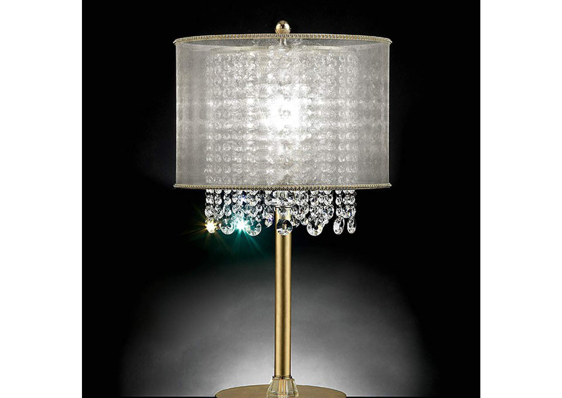 Ana Table Lamp,Furniture of America