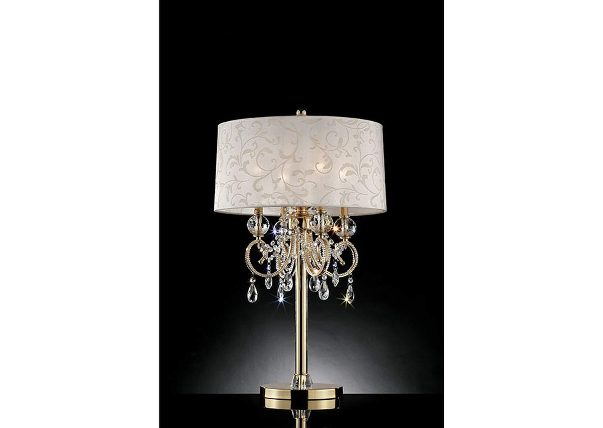 Deborah Table Lamp,Furniture of America