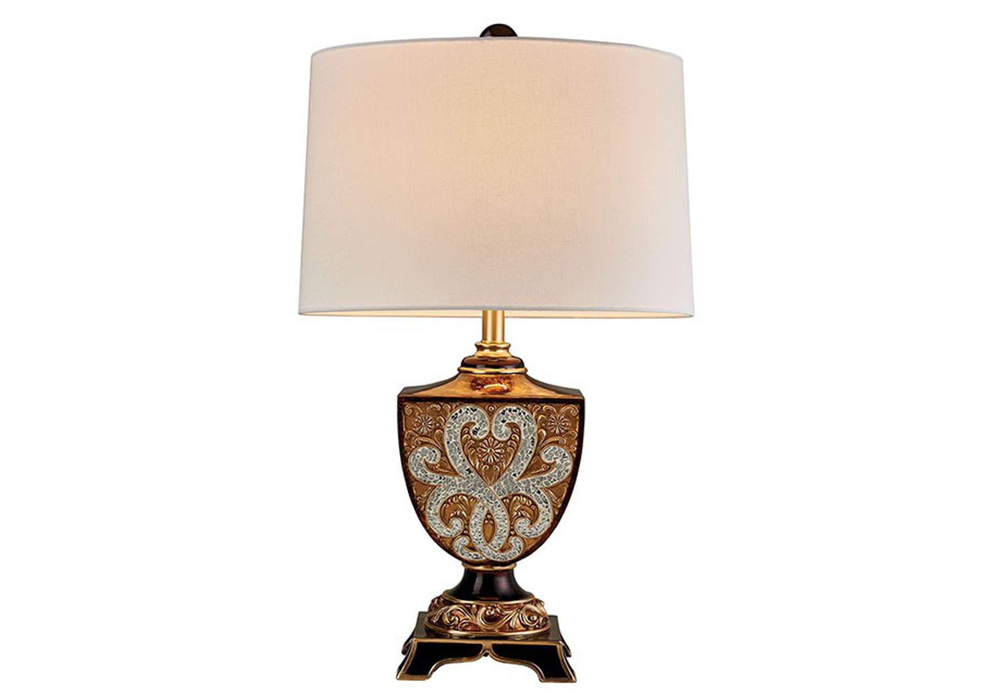 Dolores Table Lamp,Furniture of America