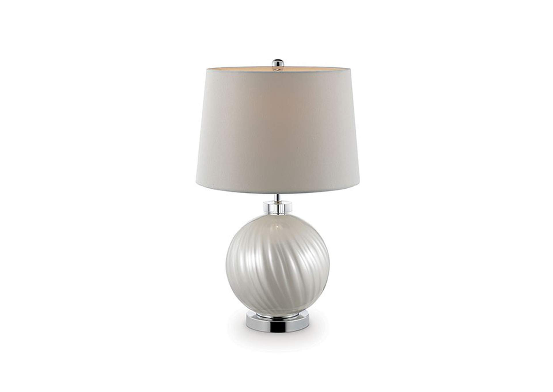 Prudence Pearl Table Lamp,Furniture of America