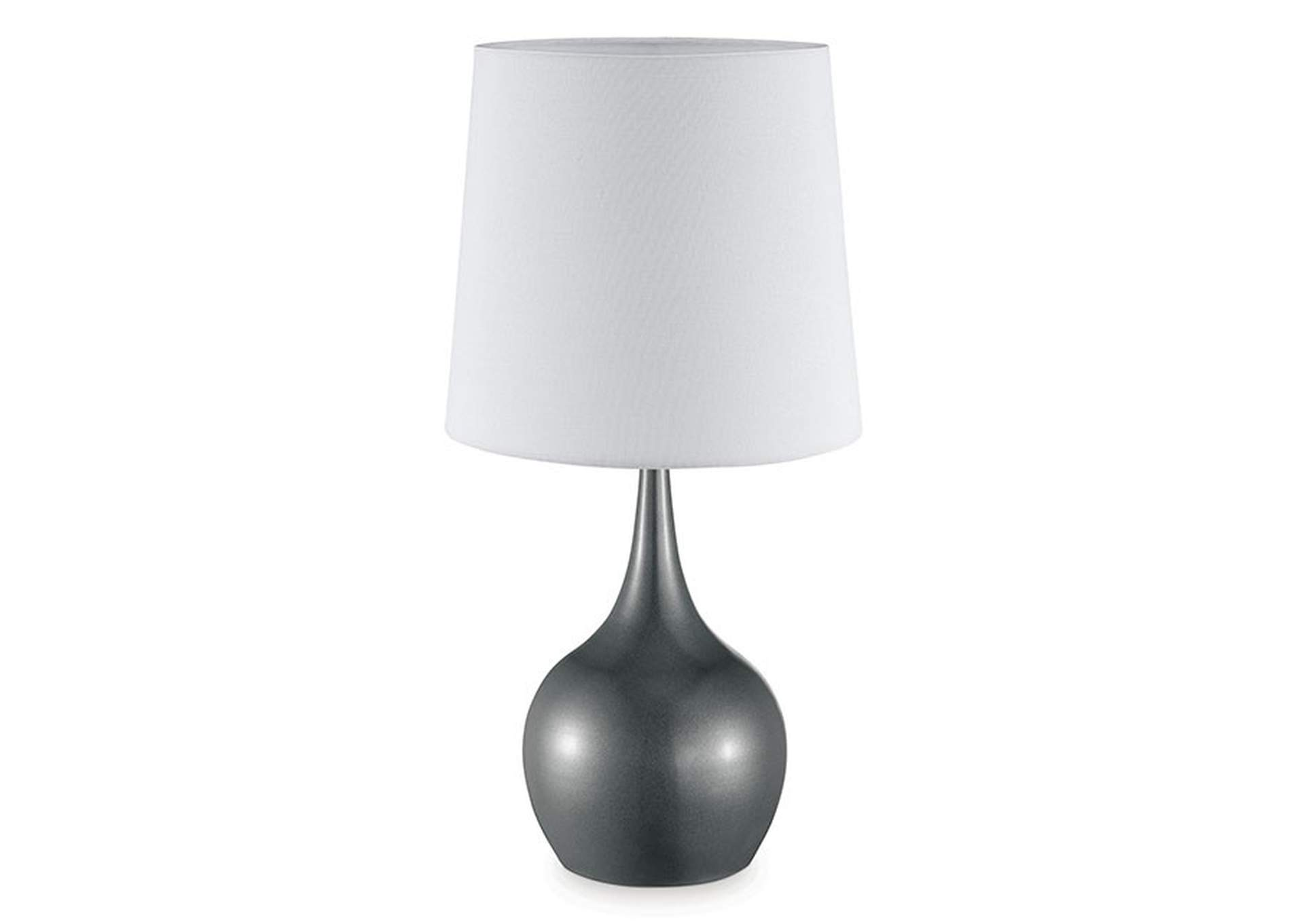 Edie Gray Table Lamp,Furniture of America