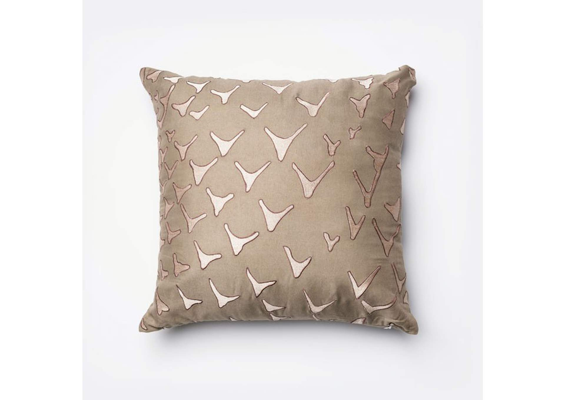 Britt Beige Pillow,Furniture of America