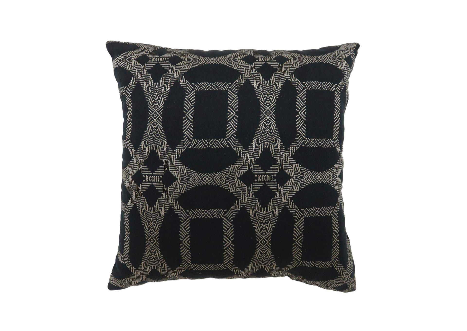 Dior Black Throw Pillow,Furniture of America