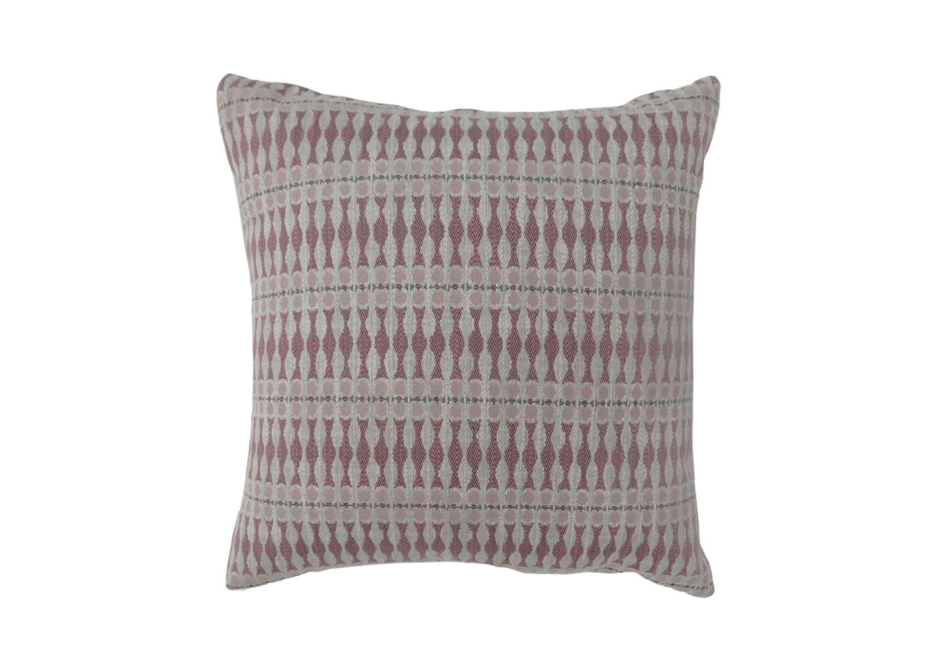 Malia Red Throw Pillow,Furniture of America