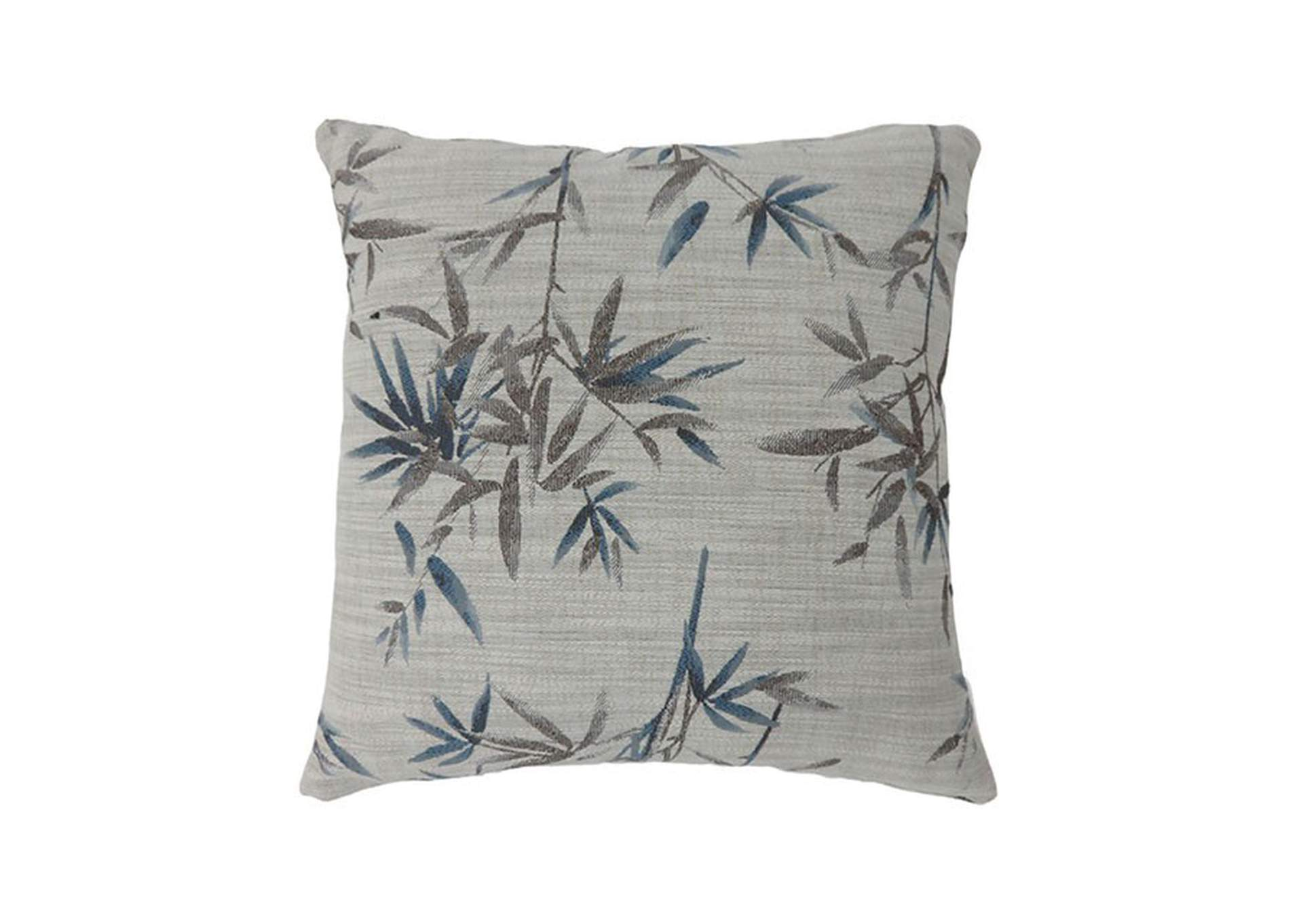 Anika Blue Throw Pillow,Furniture of America