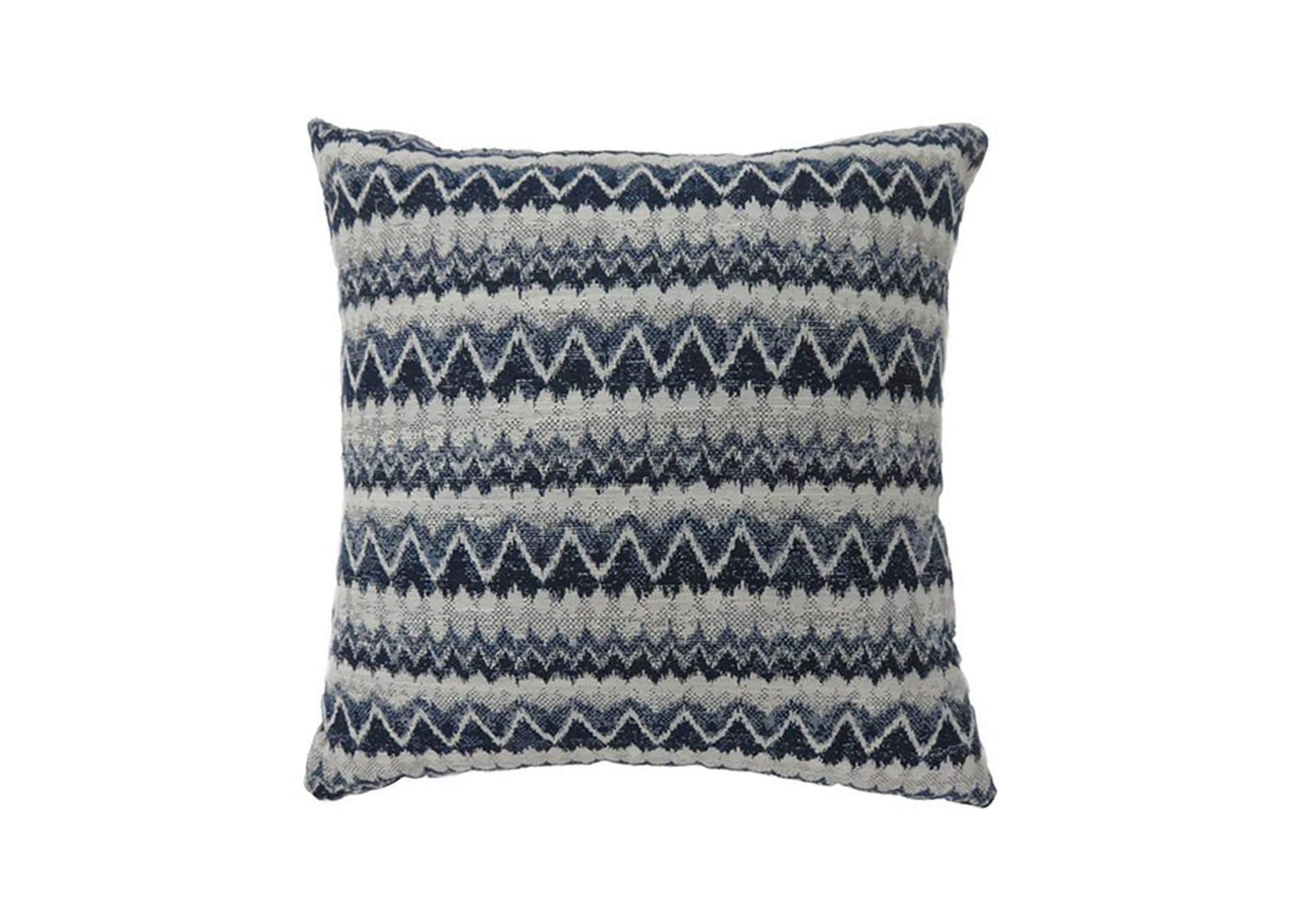 Lindy Navy Throw Pillow,Furniture of America