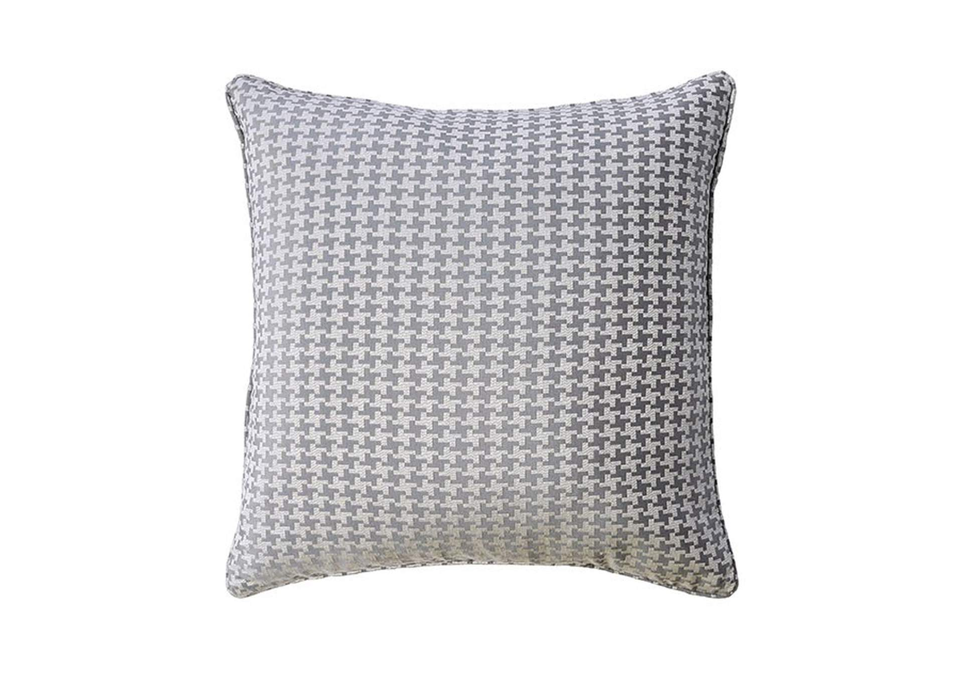 Jan Gray Throw Pillow,Furniture of America