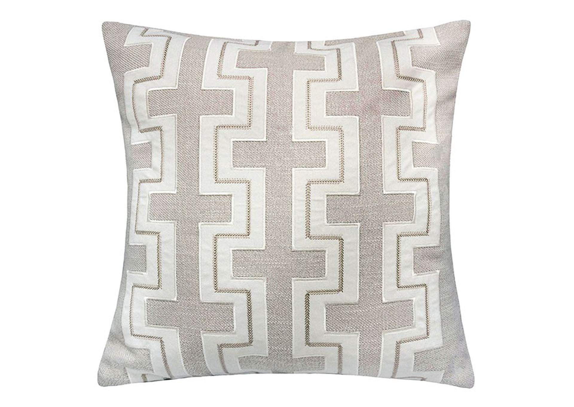Kari Light Gray Accent Pillow (Set of 2),Furniture of America
