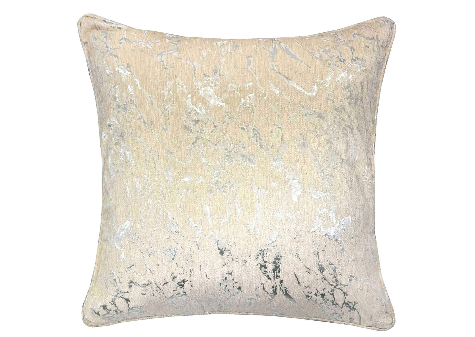Bria Beige Accent Pillow (Set of 2),Furniture of America