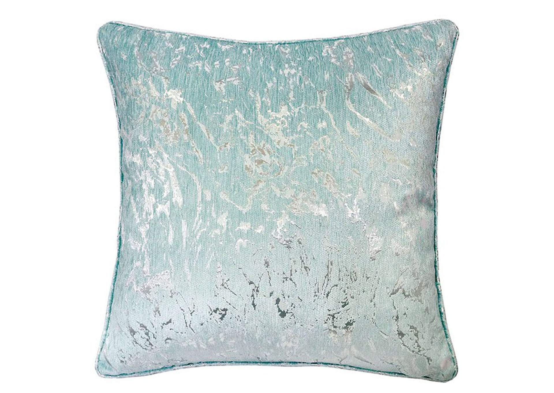 Bria Green Accent Pillow (Set of 2),Furniture of America