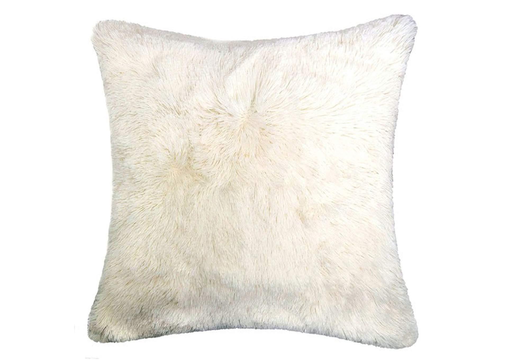 Hilary White Accent Pillow (Set of 2),Furniture of America