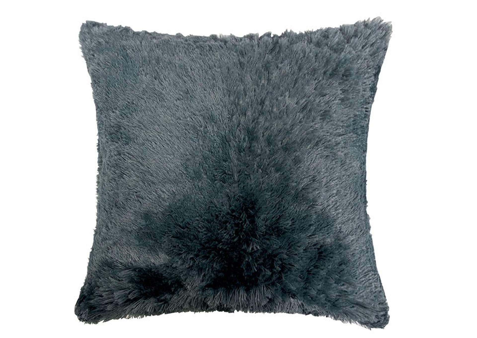 Hilary Black Accent Pillow (Set of 2),Furniture of America