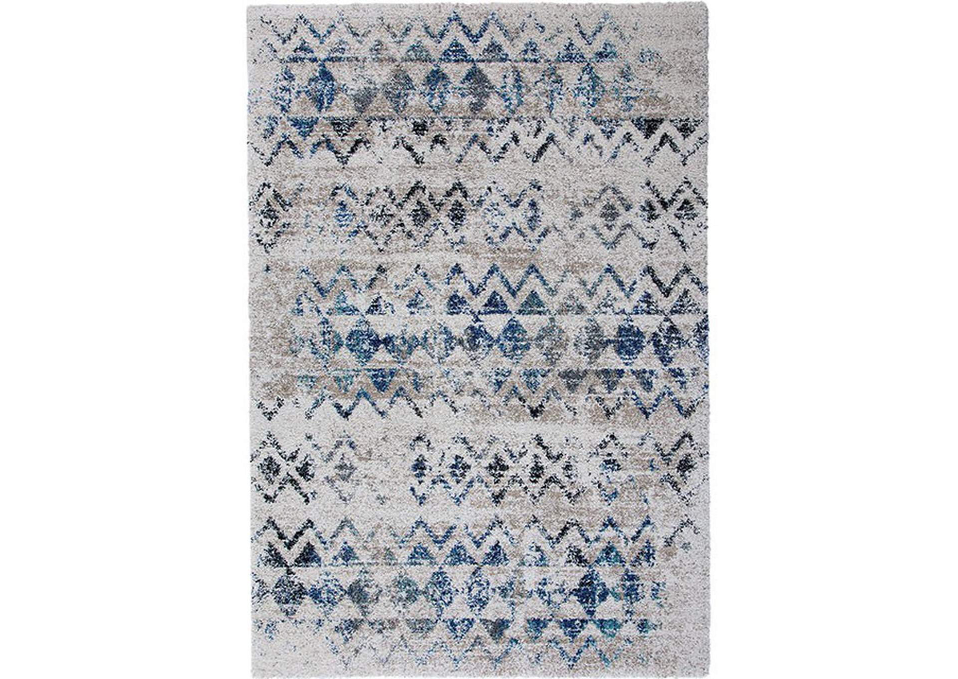 Gresford Blue Area Rug,Furniture of America