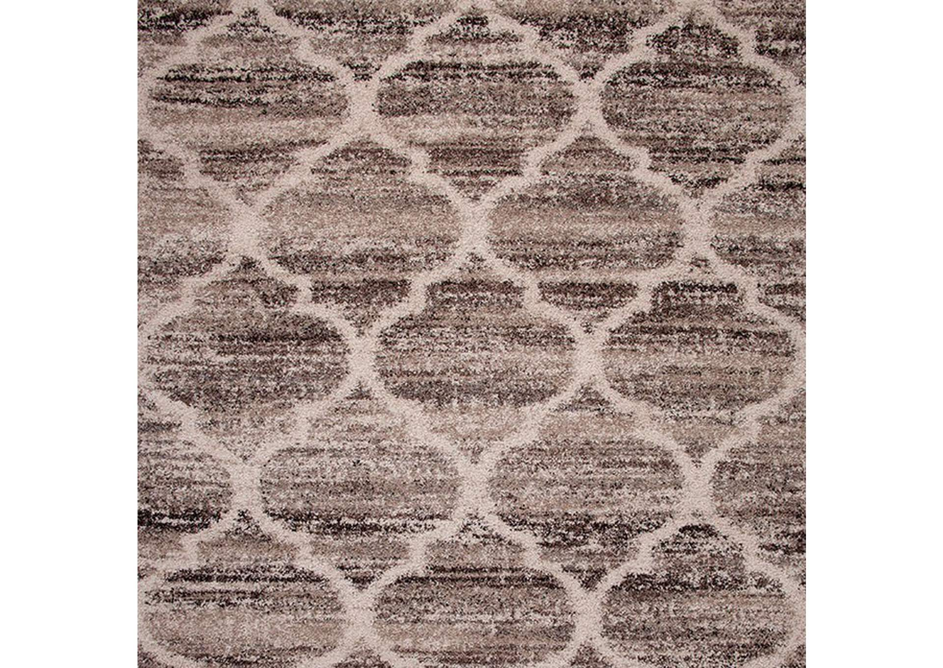 Gresford Brown Area Rug,Furniture of America