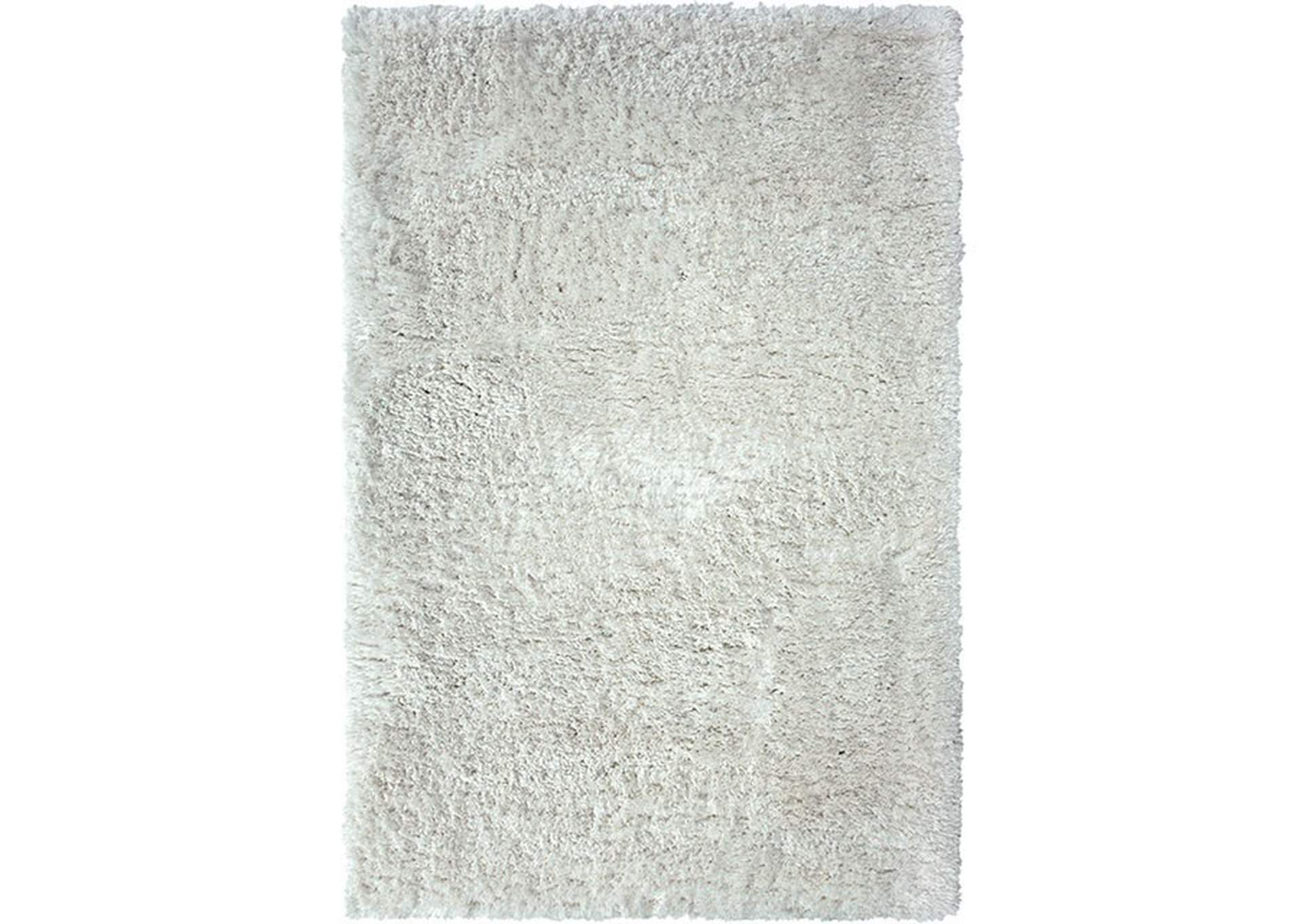 Sason White Area Rug,Furniture of America