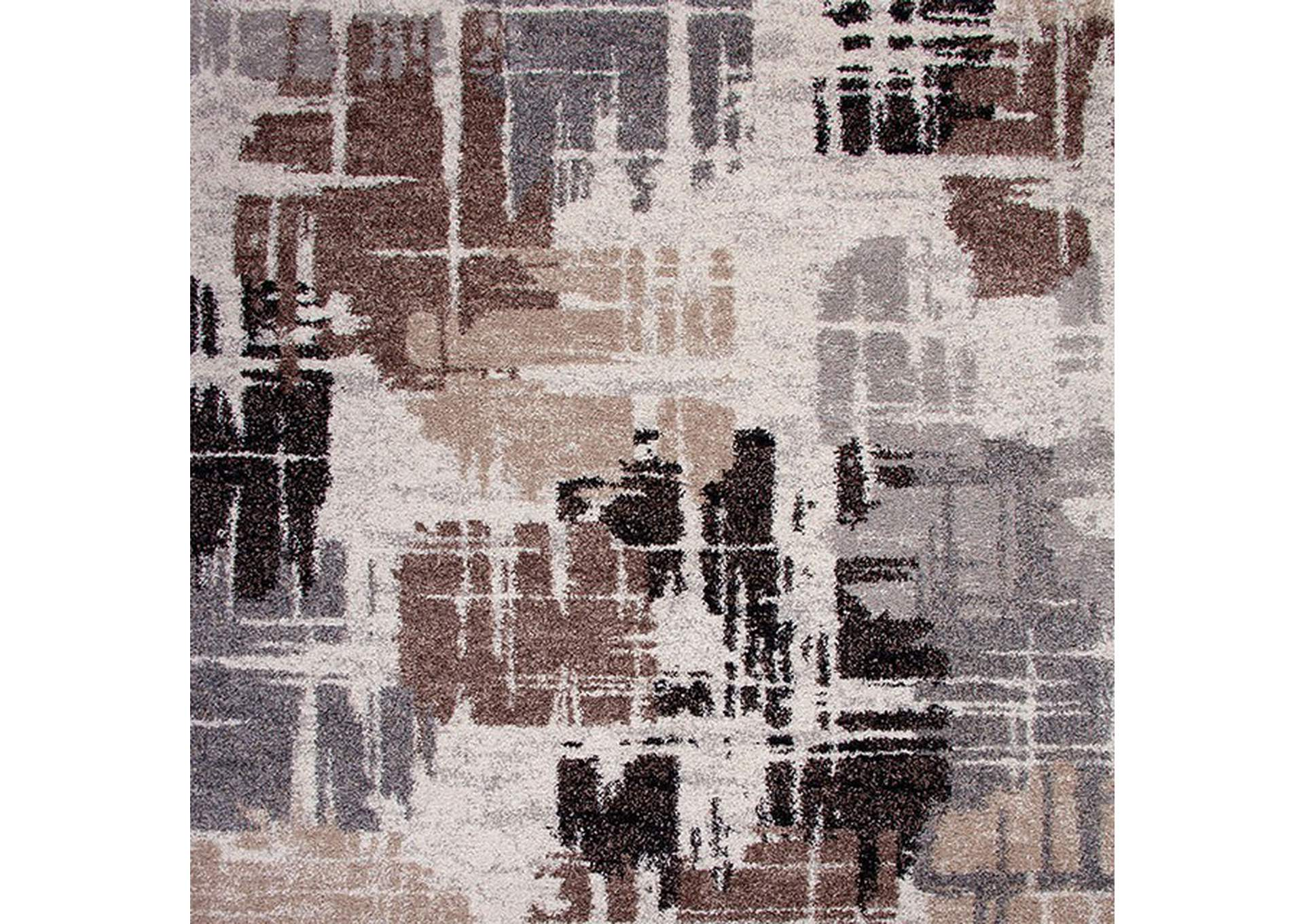 Gresford Multicolor Area Rug,Furniture of America